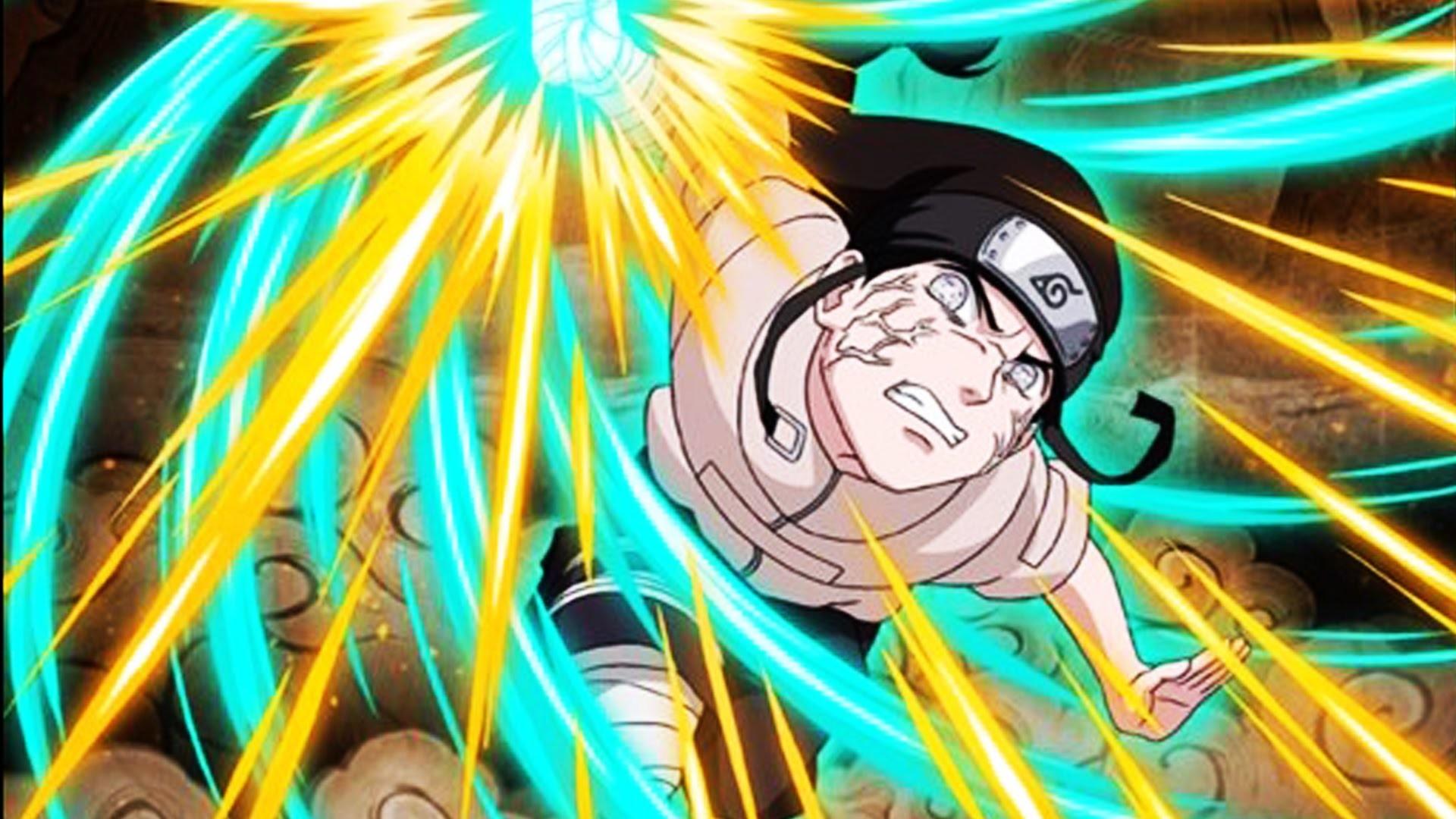 Naruto Neji Wallpaper (59+ images)