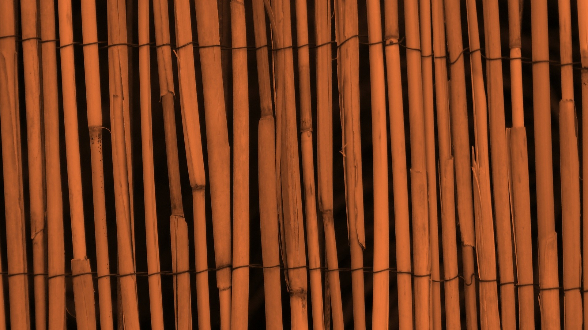 1920x1080 Brown Bamboo Wood Background