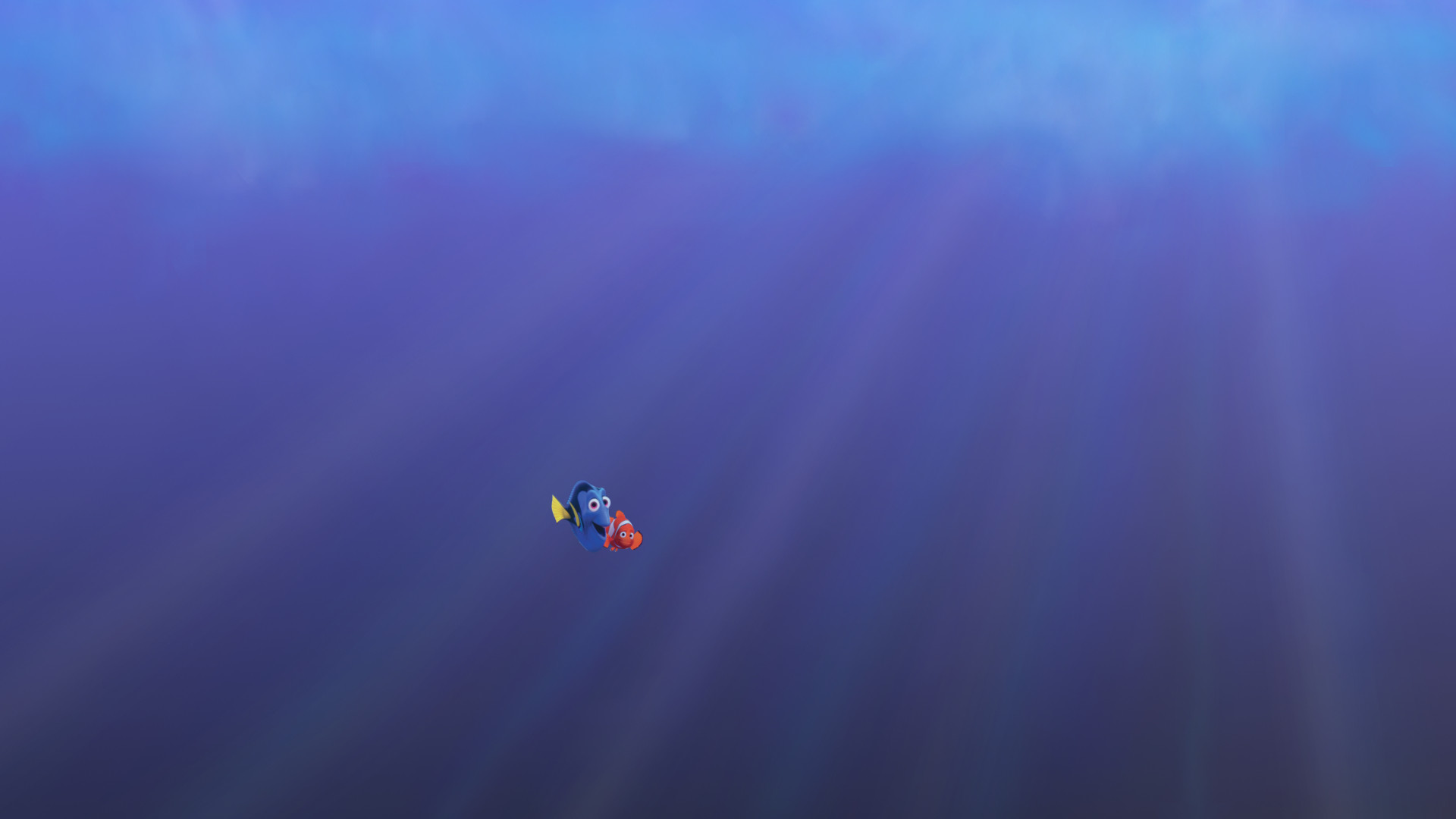 1920x1080 Wallpapers Made From The End Credits Of Finding Nemo