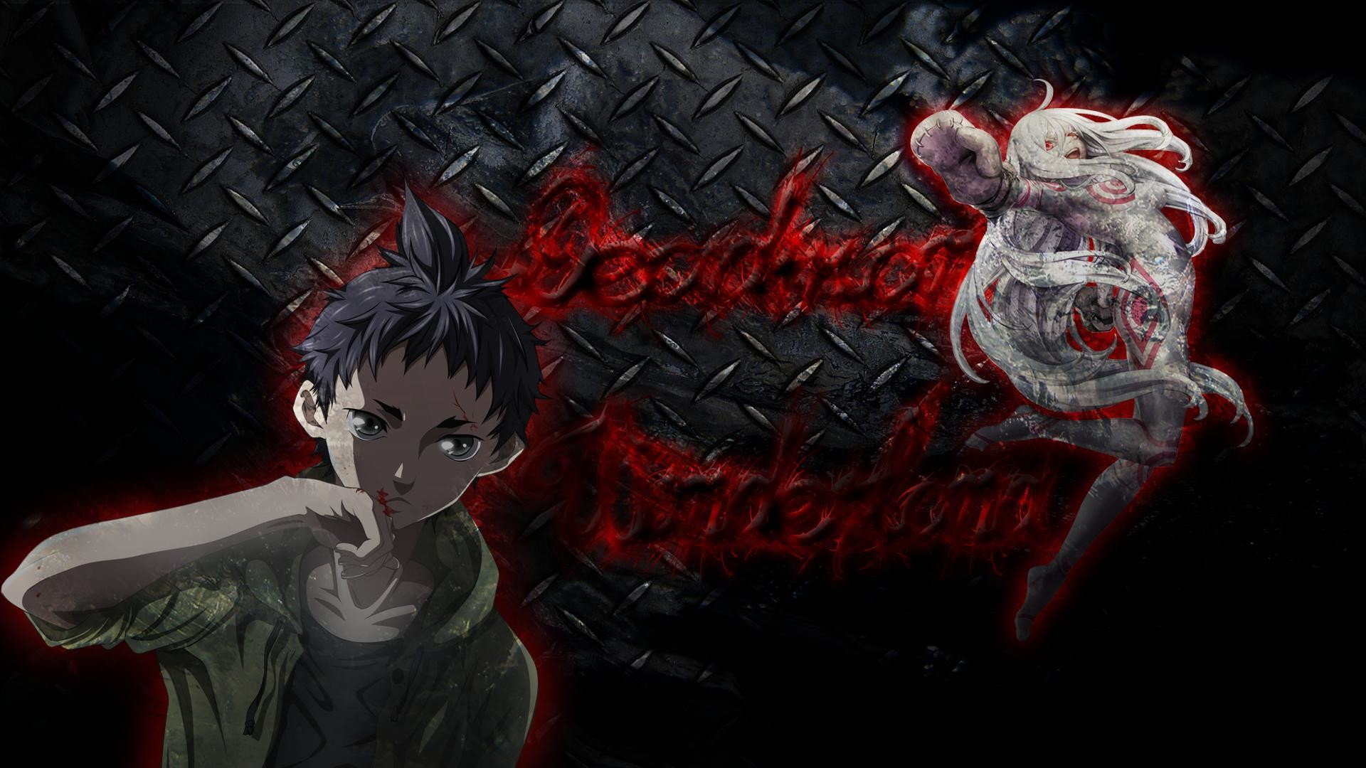 1920x1080 Pin Deadman Wonderland Wallpaper By Bixes on Pinterest