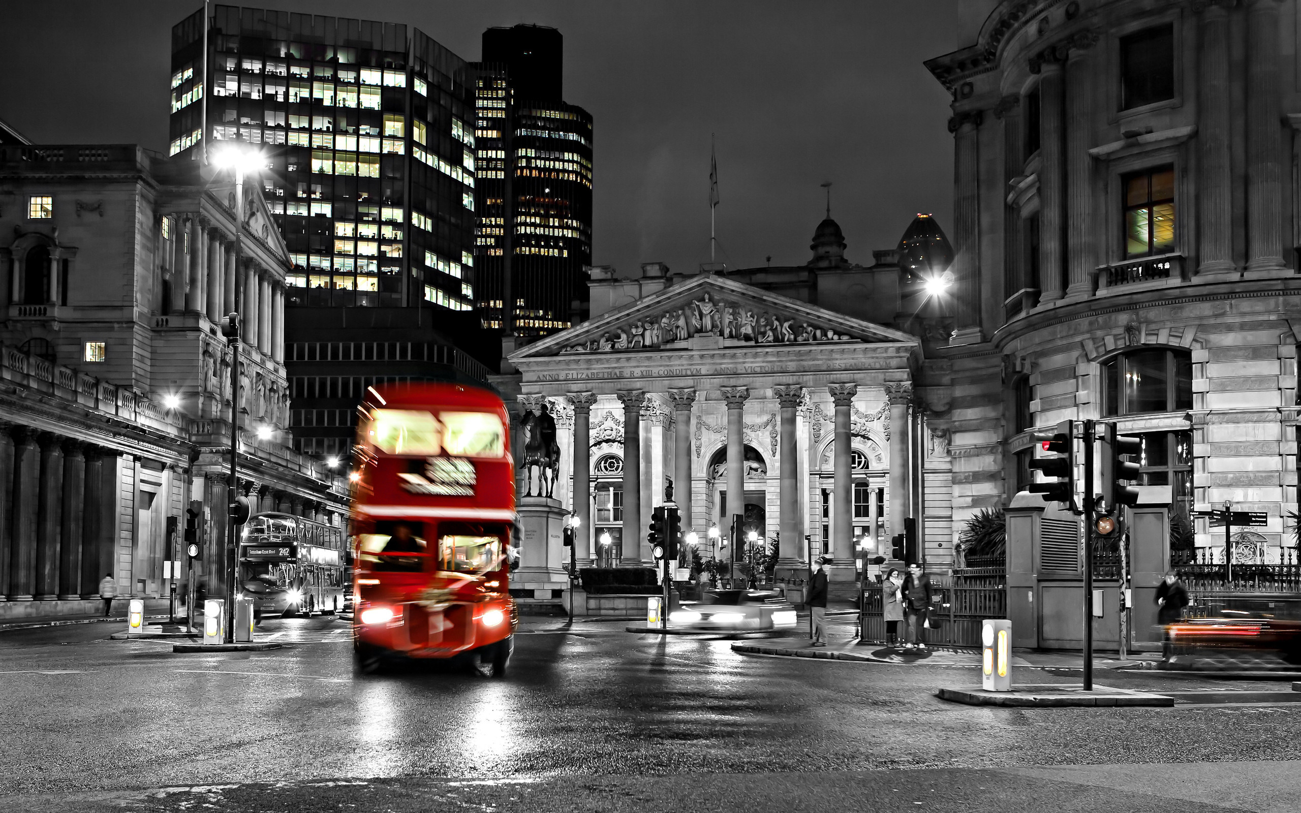 2560x1600 London Black And White Wallpapers (52 Wallpapers)