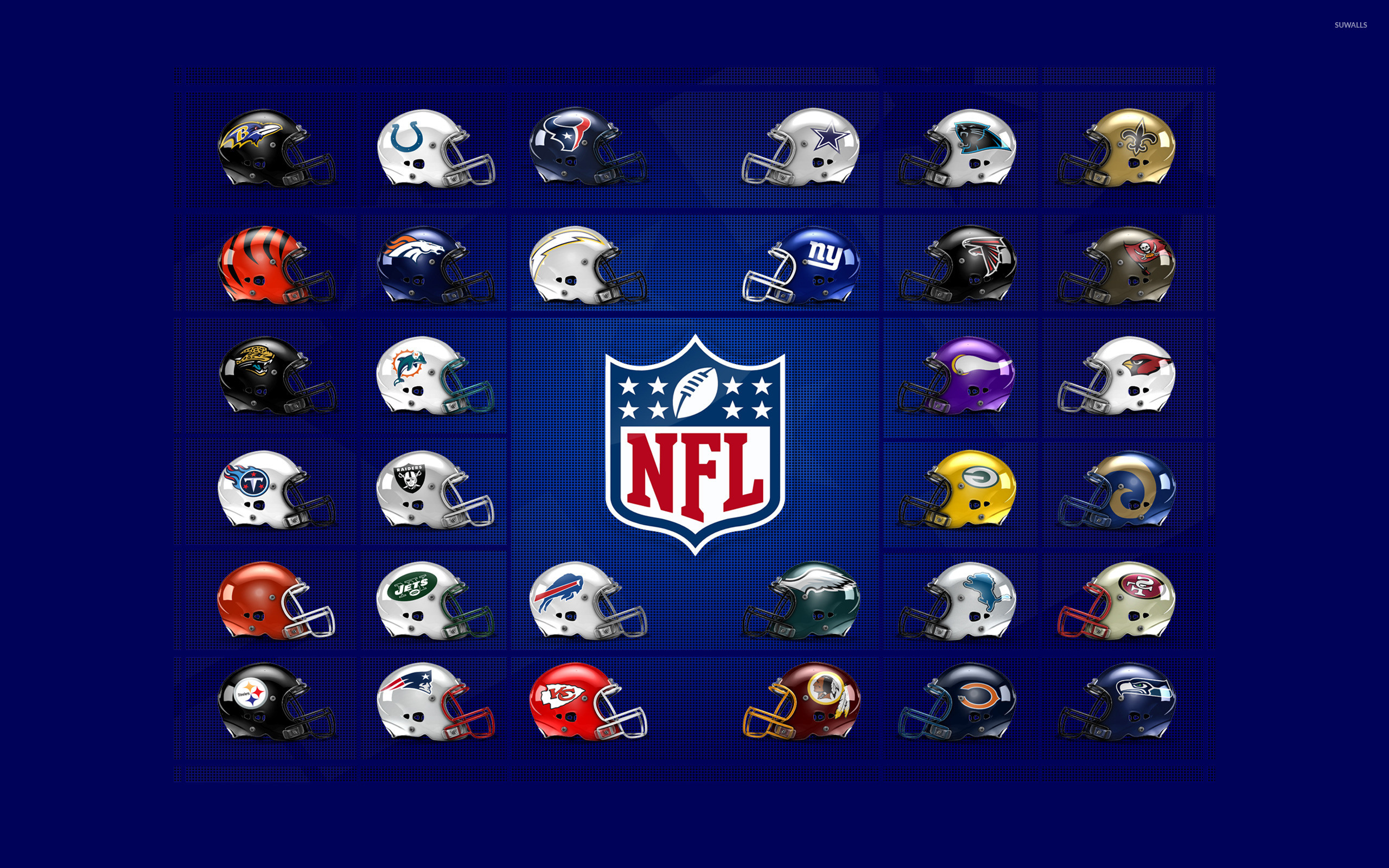 2560x1600 NFL Logos wallpaper  jpg