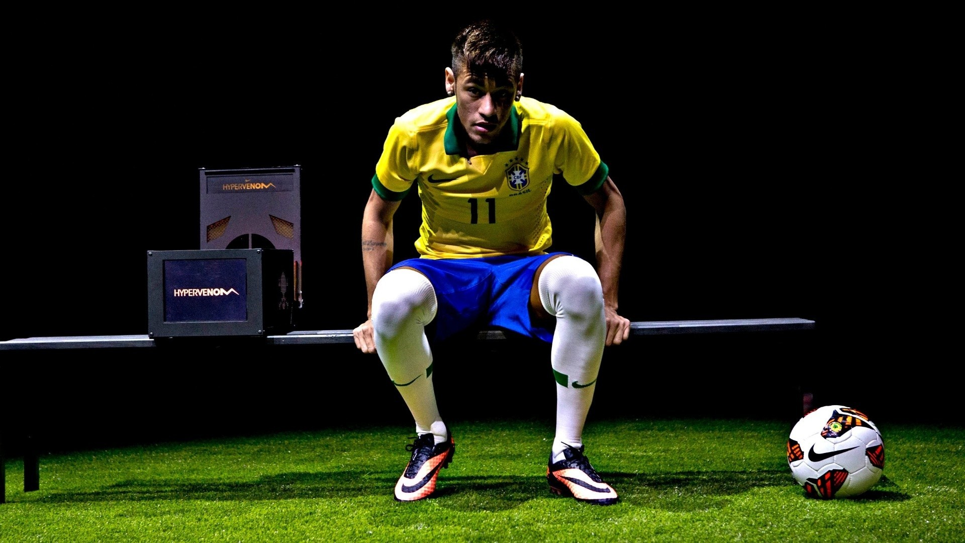 1920x1080 Neymar Full HD Wallpaper