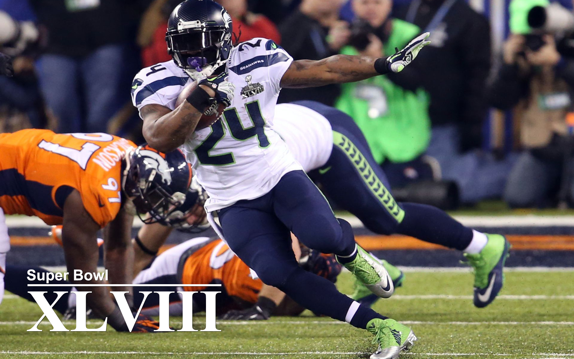 Cool Marshawn Lynch Wallpaper (81+ Images