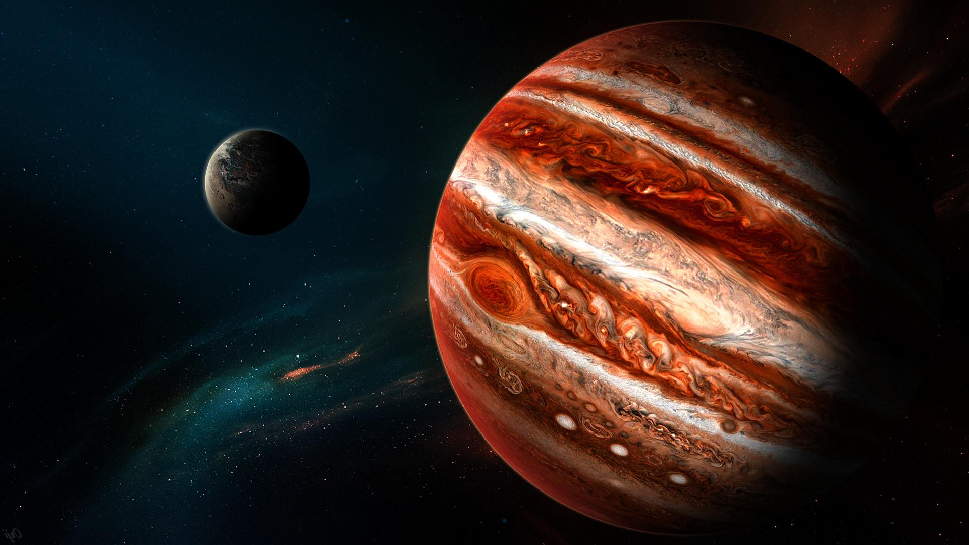 Jupiter Wallpaper 69 Images