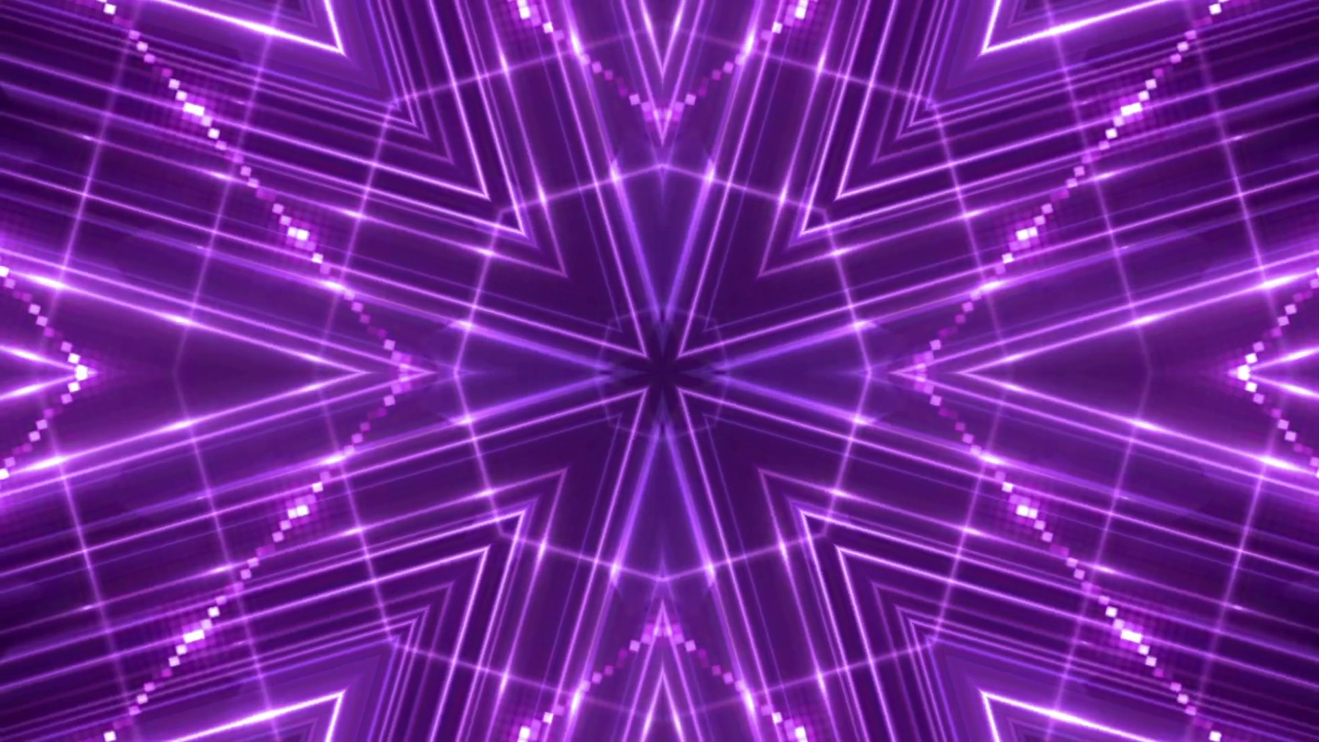 1920x1080 Changing colors neon lights kaleidoscopic background Motion Background -  VideoBlocks