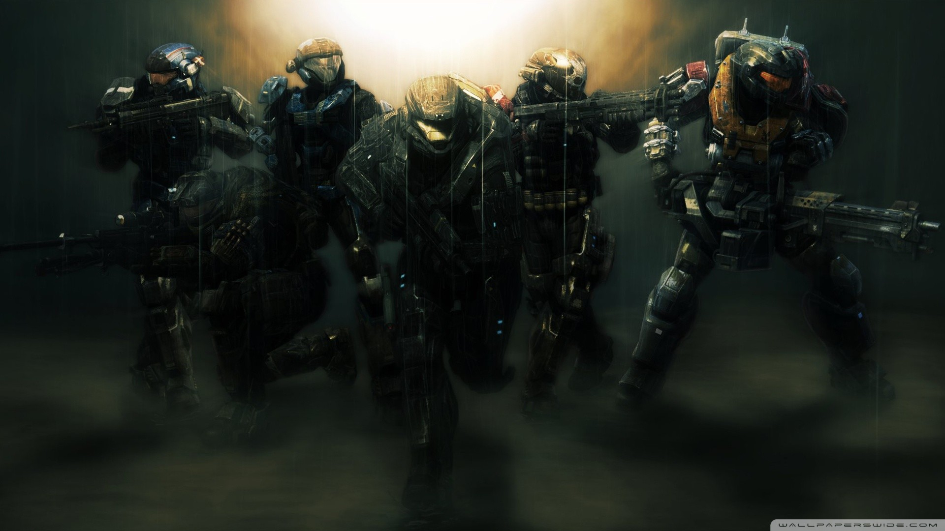 1920x1080 Halo Reach HD Wallpapers Group (79 )