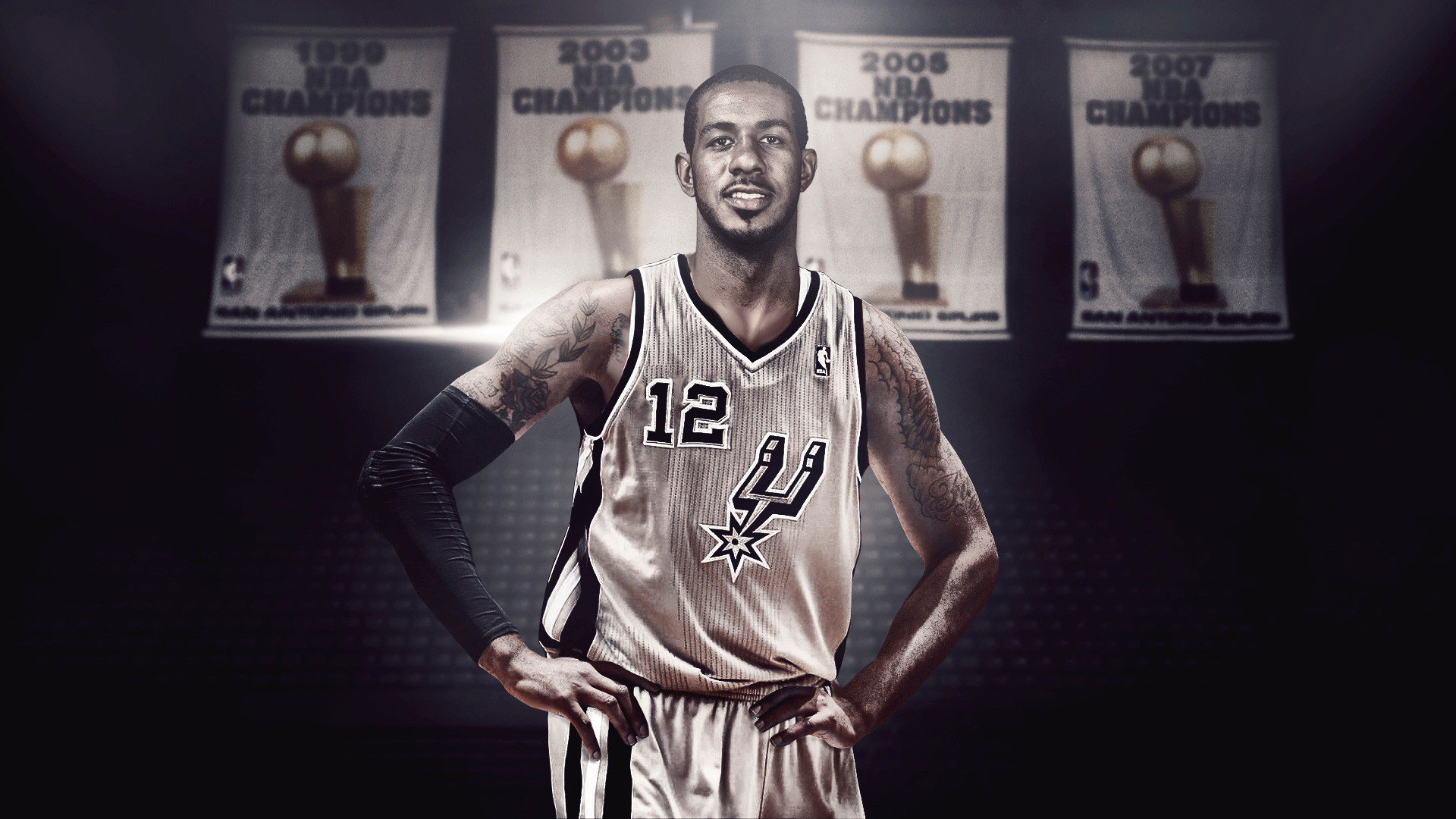 2880x1800 Kawhi Leonard 2014 NBA Finals MVP Wallpaper