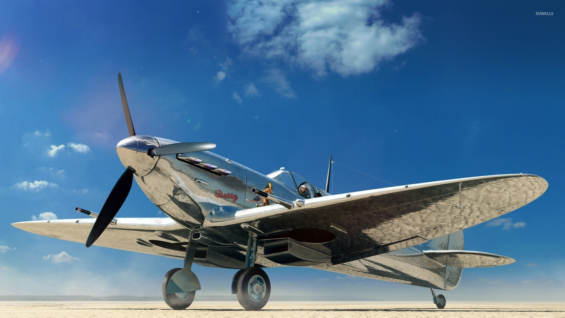 1920x1080 ... Supermarine Spitfire Full HD Wallpaper and Background |  .