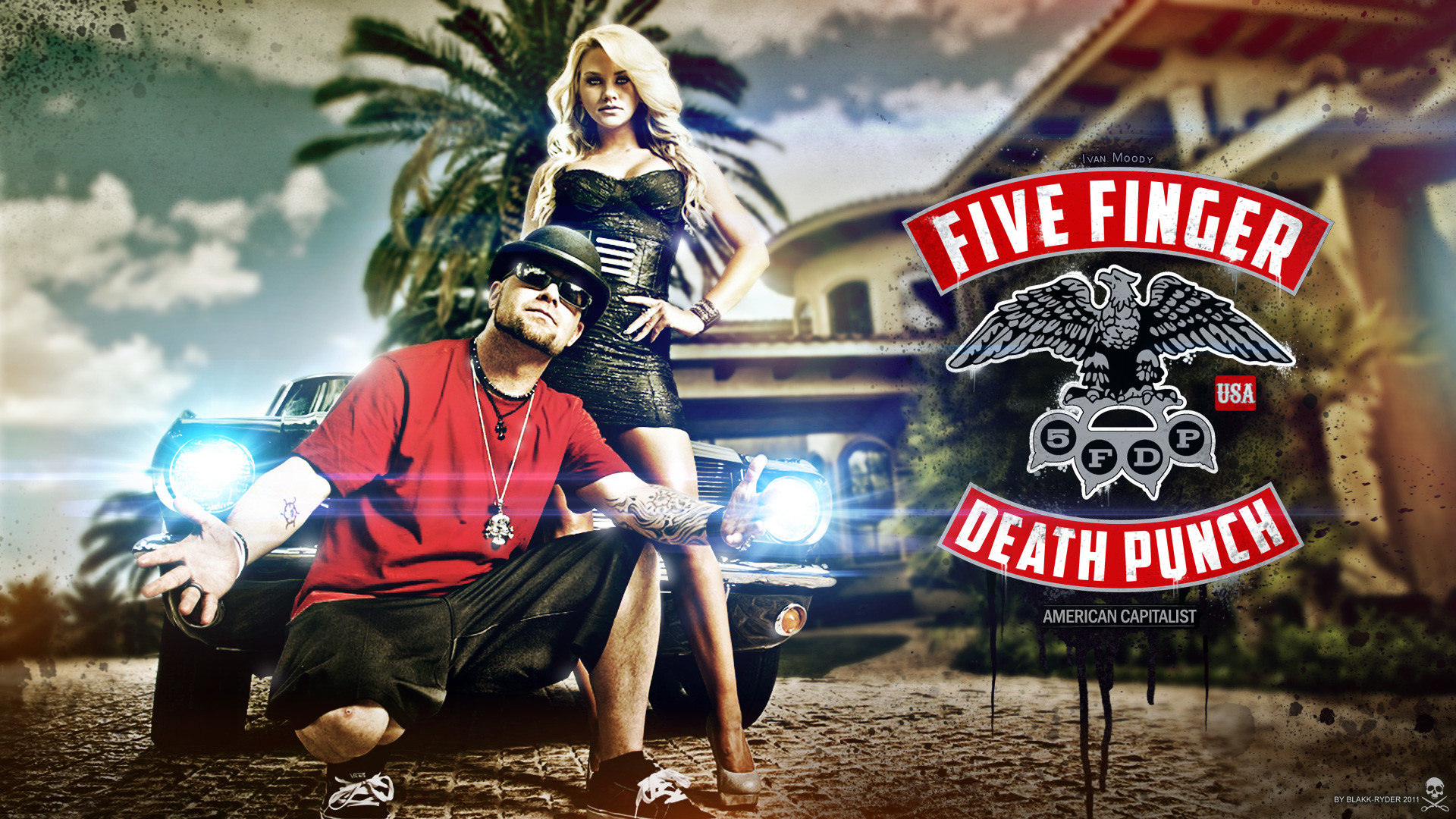 1920x1080 10 Five Finger Death Punch HD Wallpapers | Backgrounds - Wallpaper Abyss