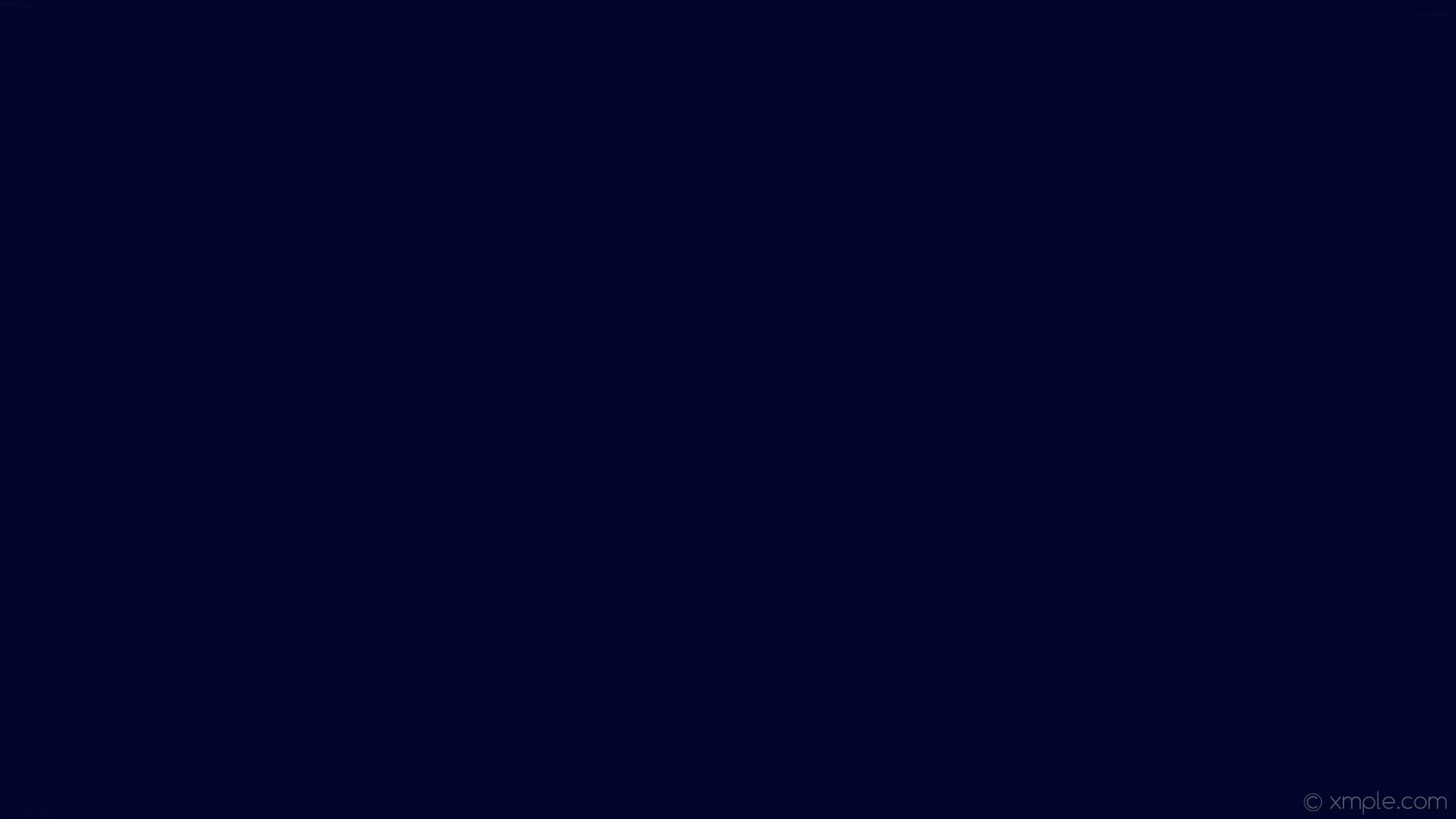 1920x1080 Wallpaper Solid Color One Colour Single Blue Plain Dark 070f43