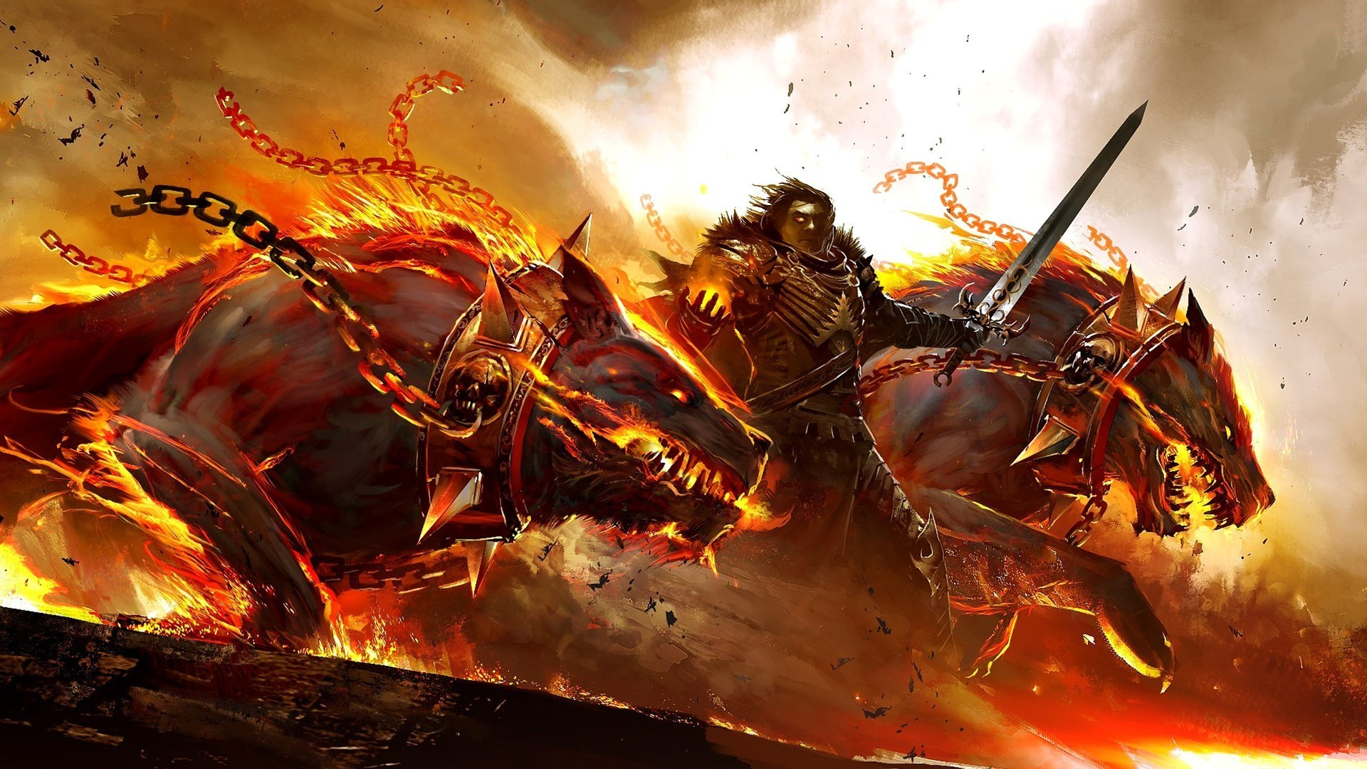 1920x1080 video Games, Guild Wars 2 Wallpapers HD / Desktop and Mobile Backgrounds