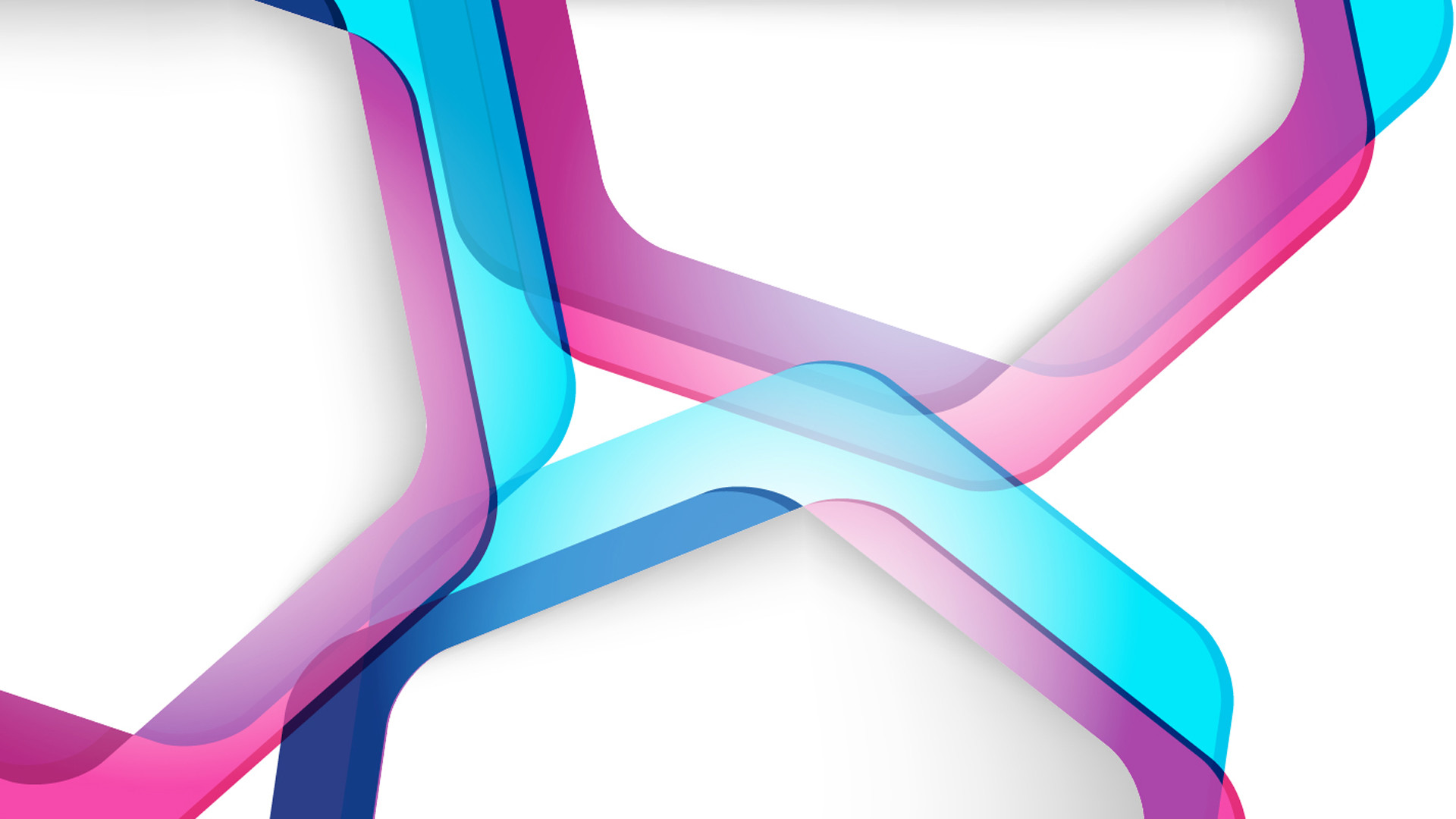 1920x1080 Abstract Blue Multicolor Purple Shapes Vector White Background
