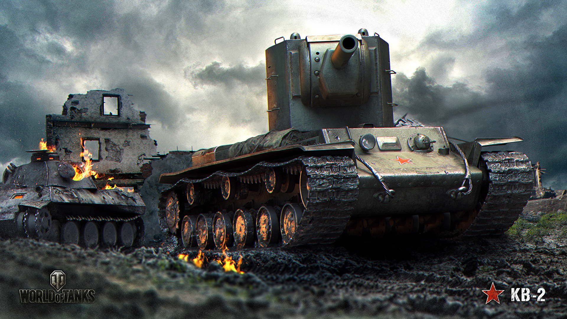 World of Tanks Wallpaper 1920x1080 (85+ images)