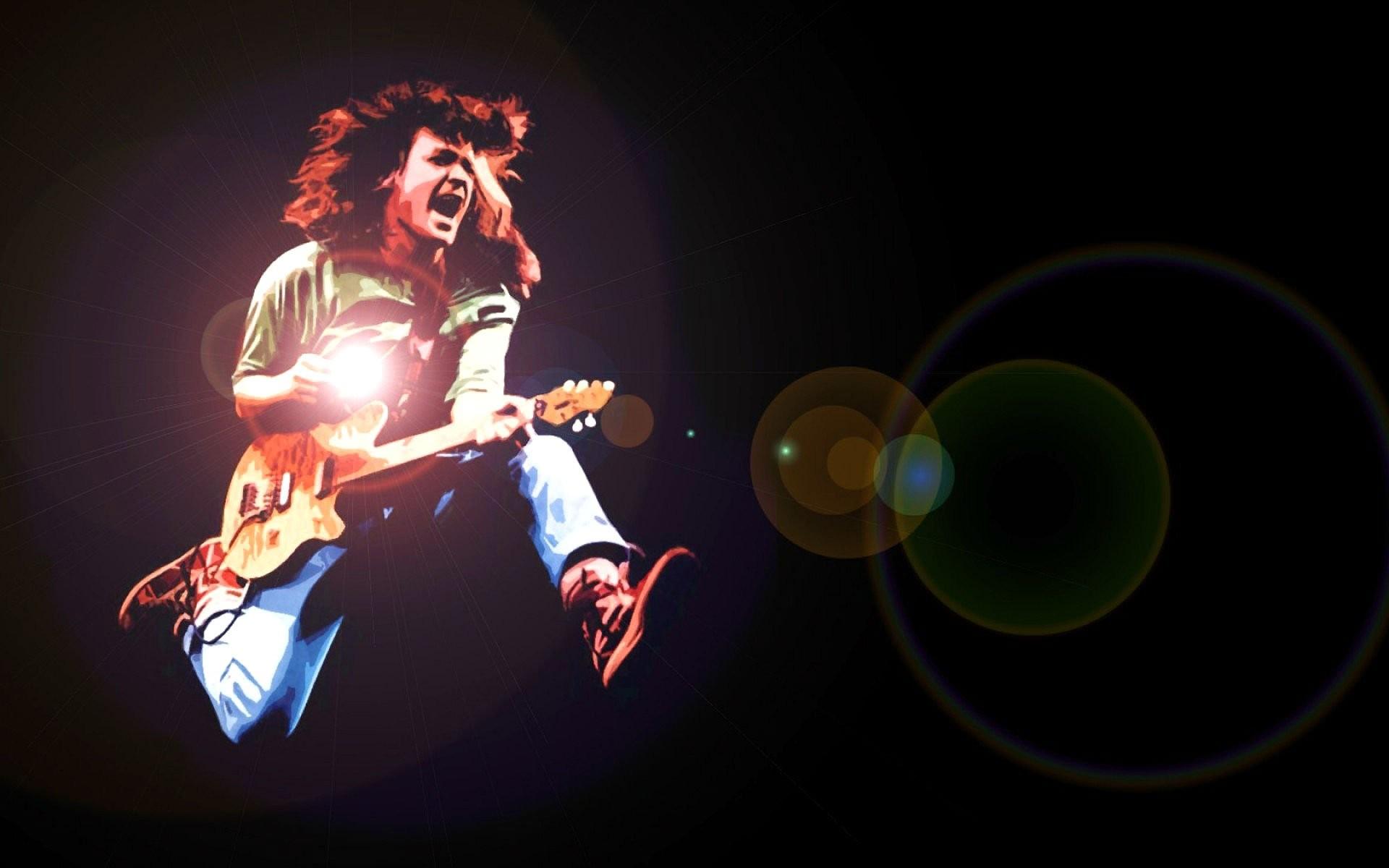 Eddie Van Halen iPhone Wallpaper (51+ images)