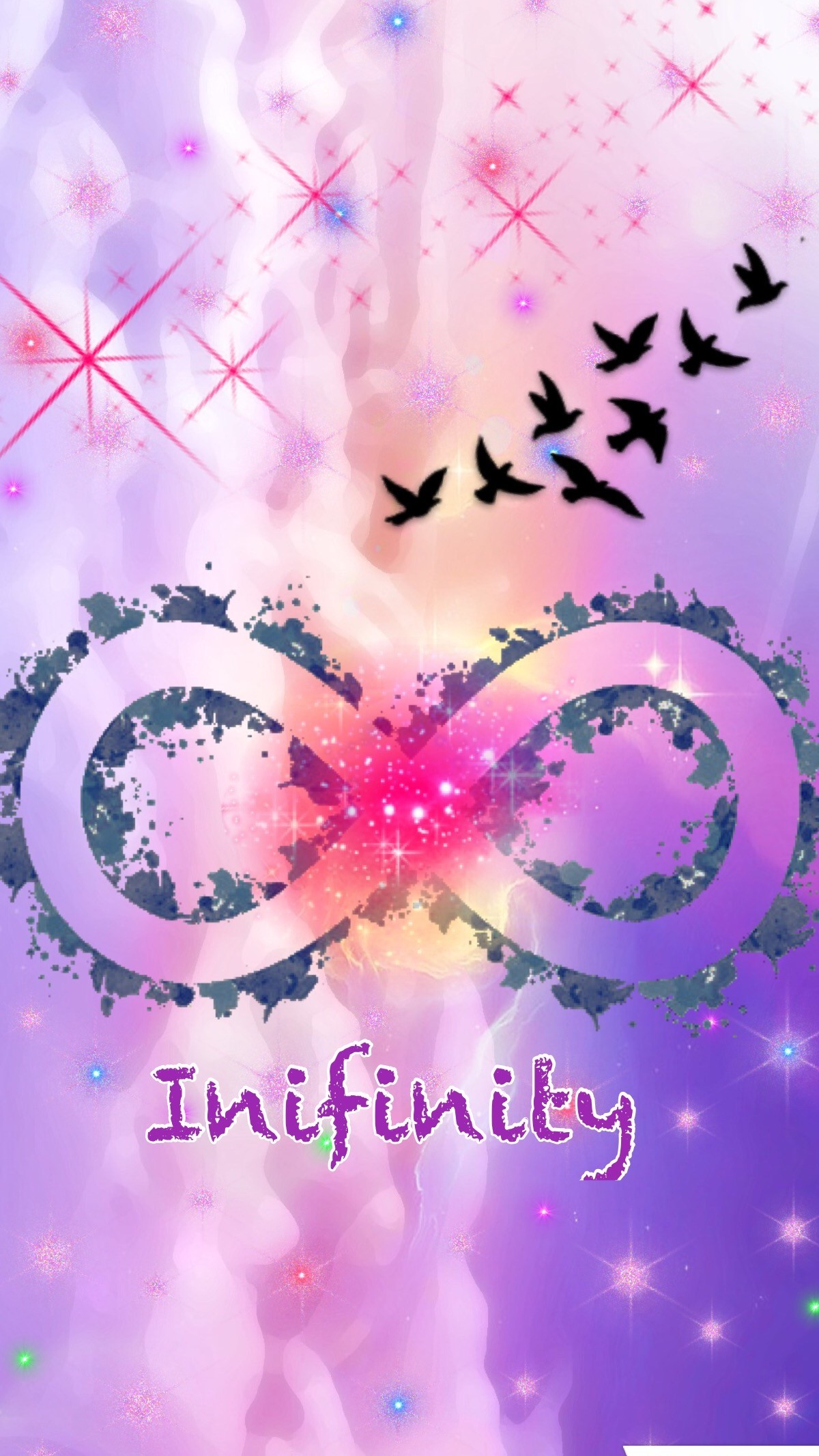 Cute Infinity Wallpaper (60+ images) Cute Wallpapers