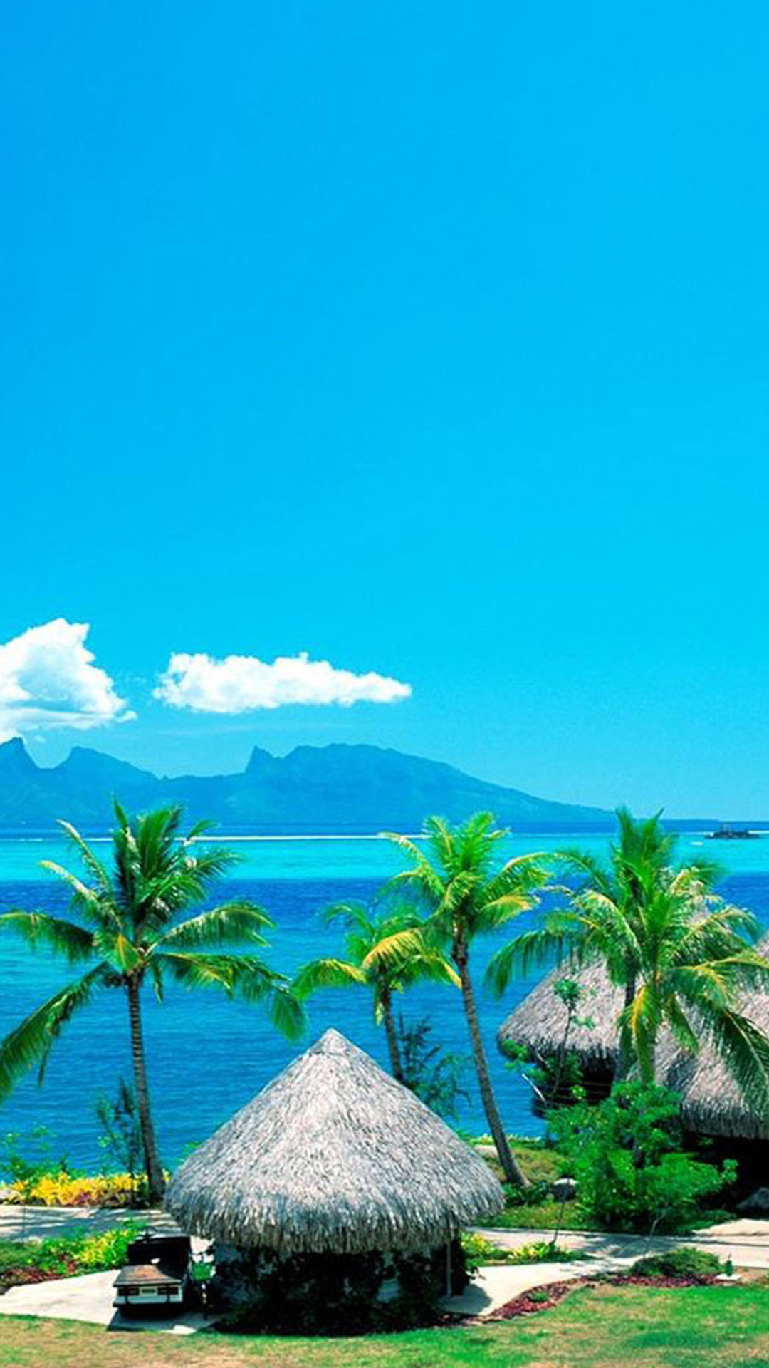 Tropical Beach Screensavers And Wallpaper (67+ Images