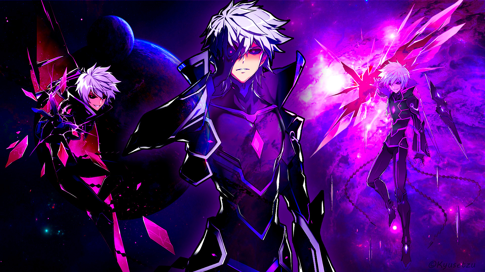 1920x1080 ... Elsword - Add DiE Wallpaper by Kyusetzu