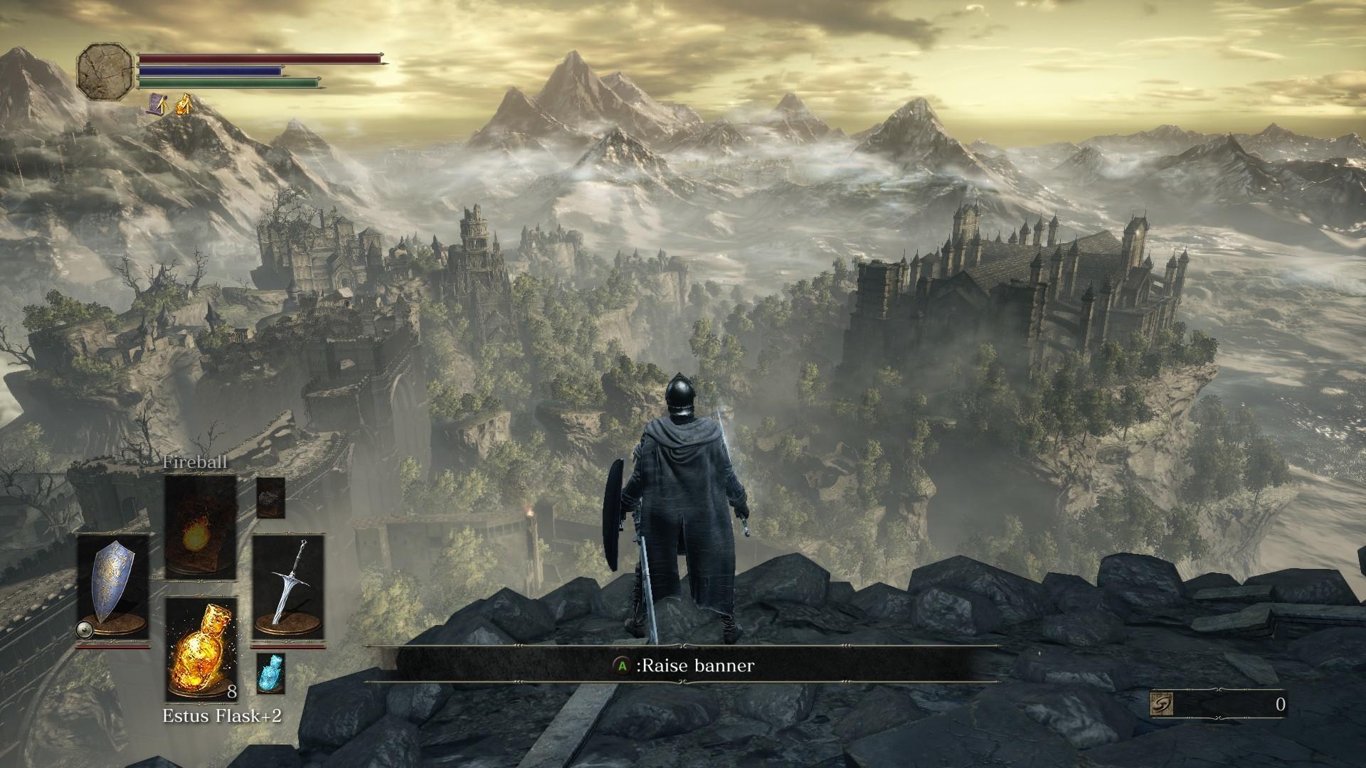 1920x1080 Dark Souls III does a terrific job with scale and providing beautiful vistas