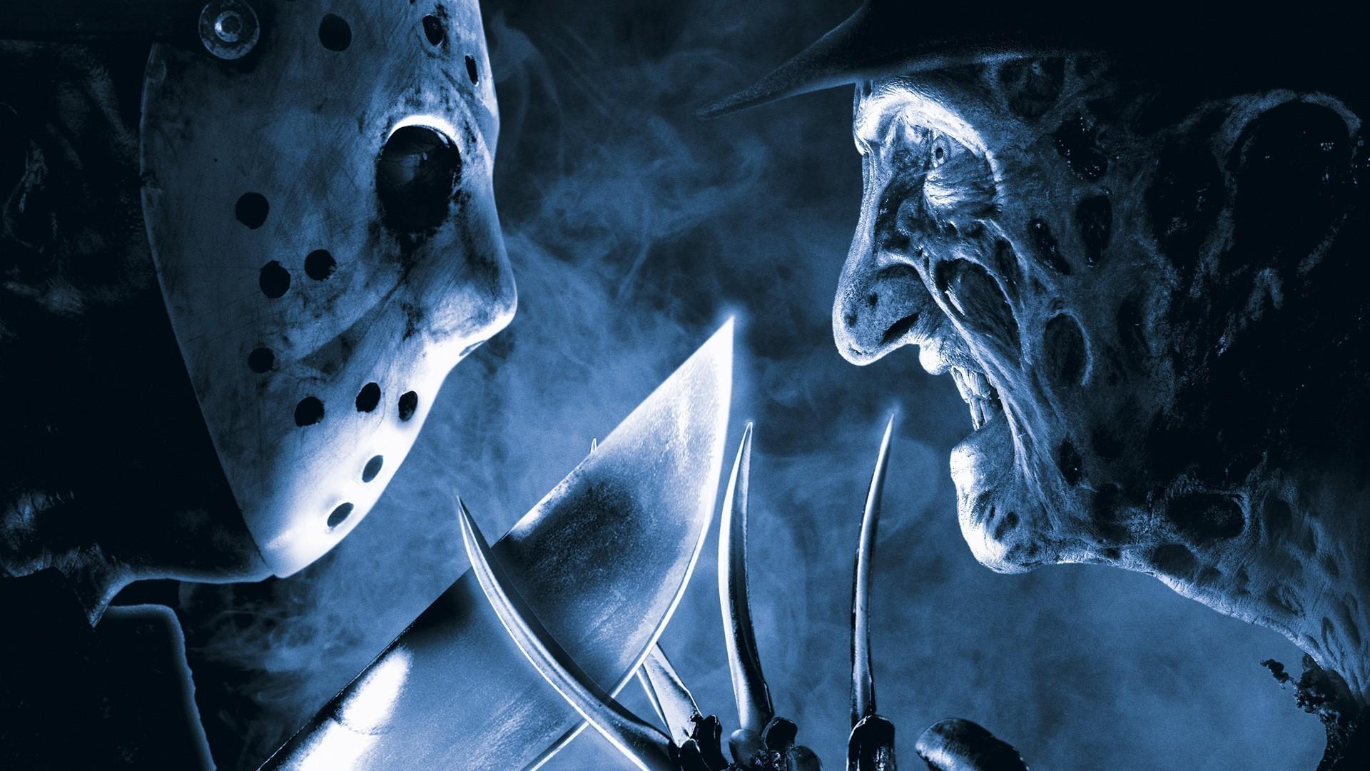 X Fantasy Art Digital Art Jason Voorhees Freddy Krueger