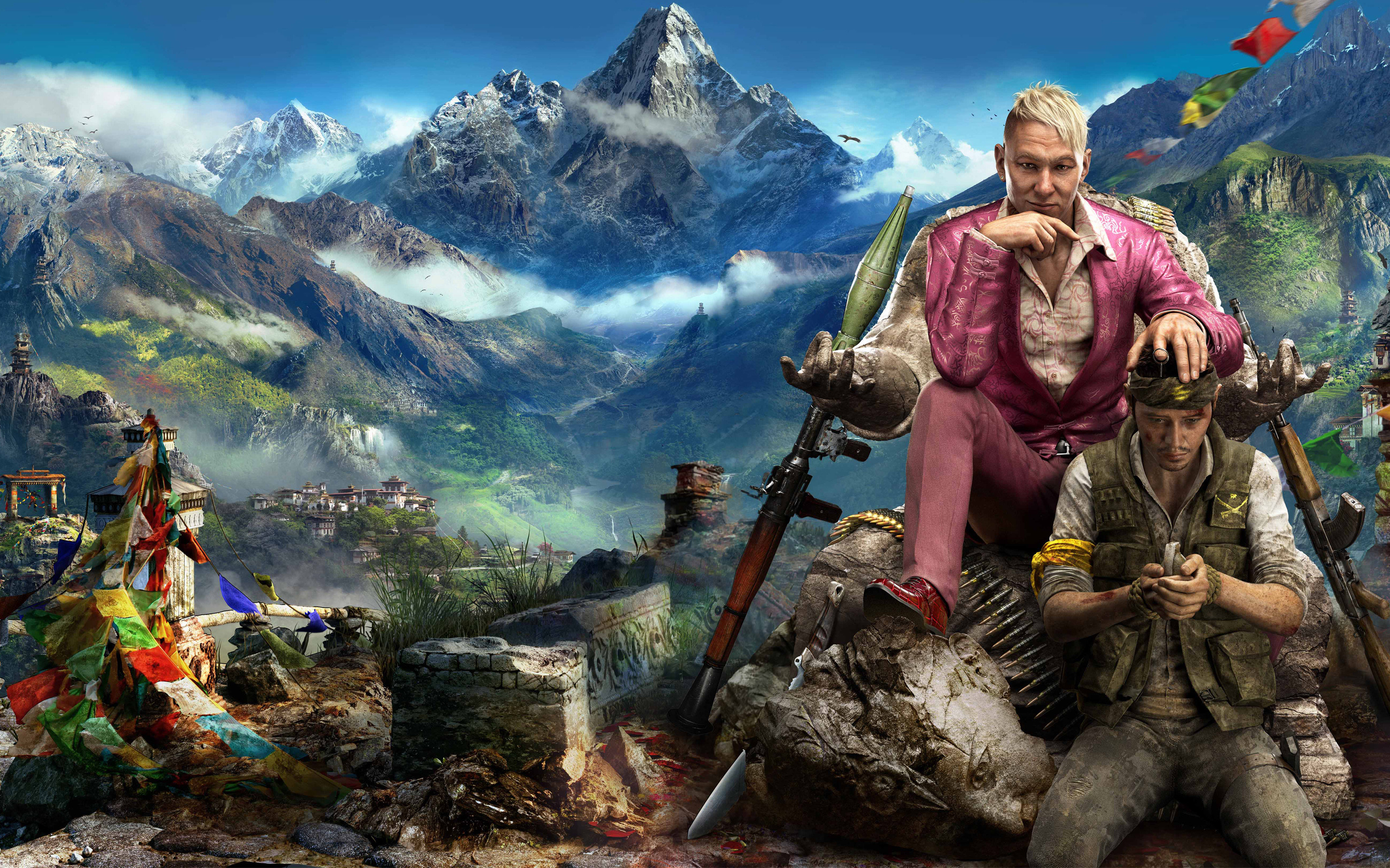 2880x1800 Far Cry 4 New Game