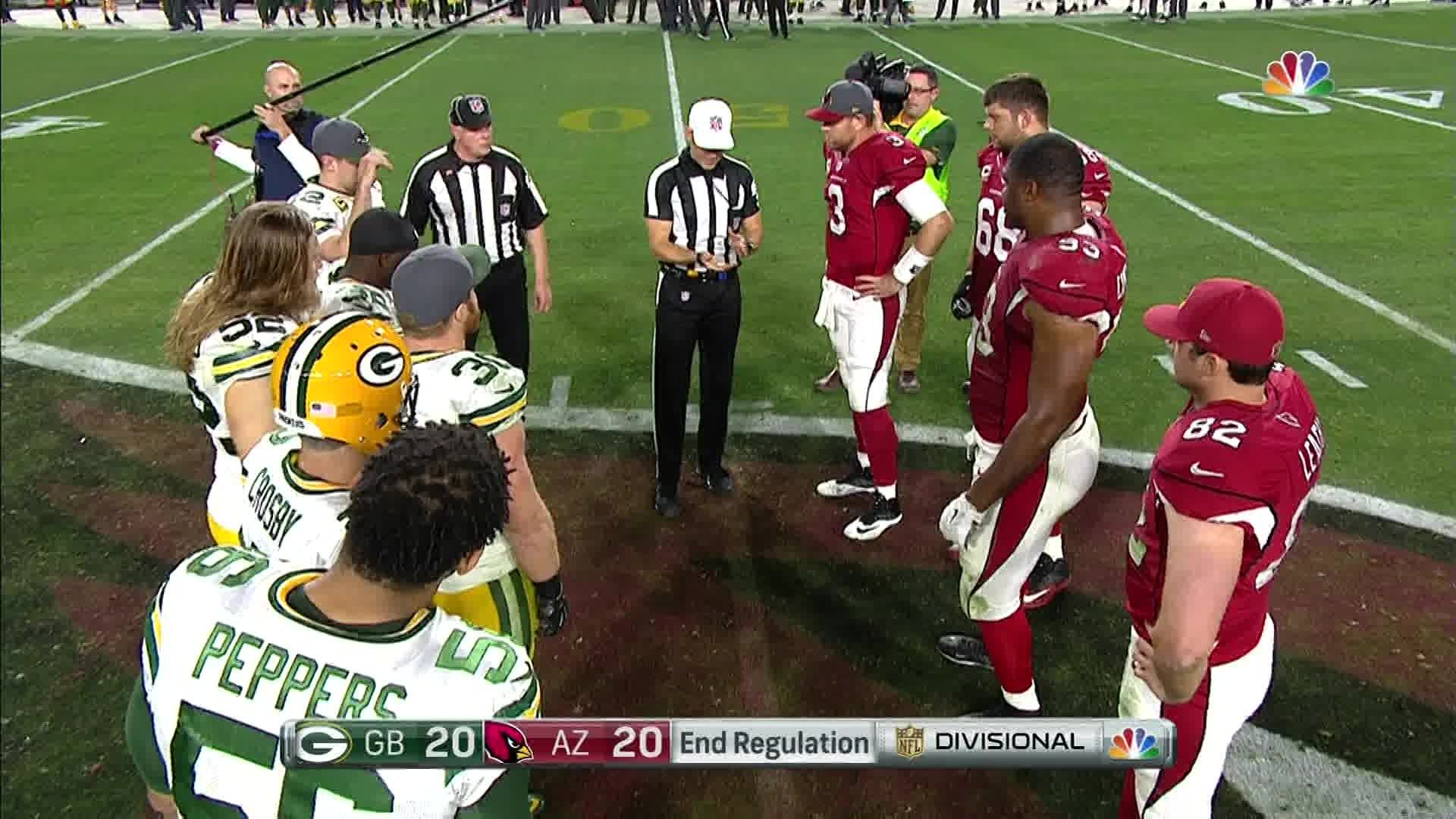 1920x1080 Clete Blakeman was involved in controversy during the play-offs when an  overtime coin toss