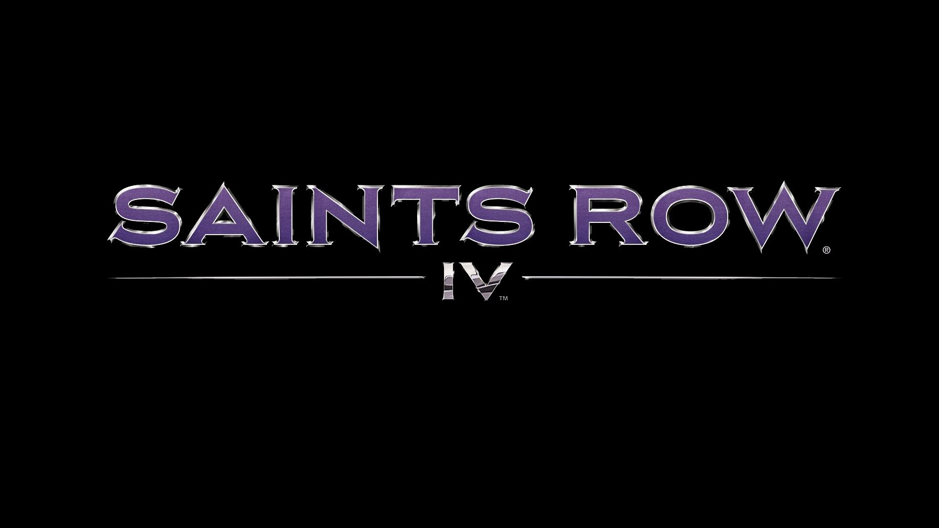 1920x1080 Saints Row Logo 35490