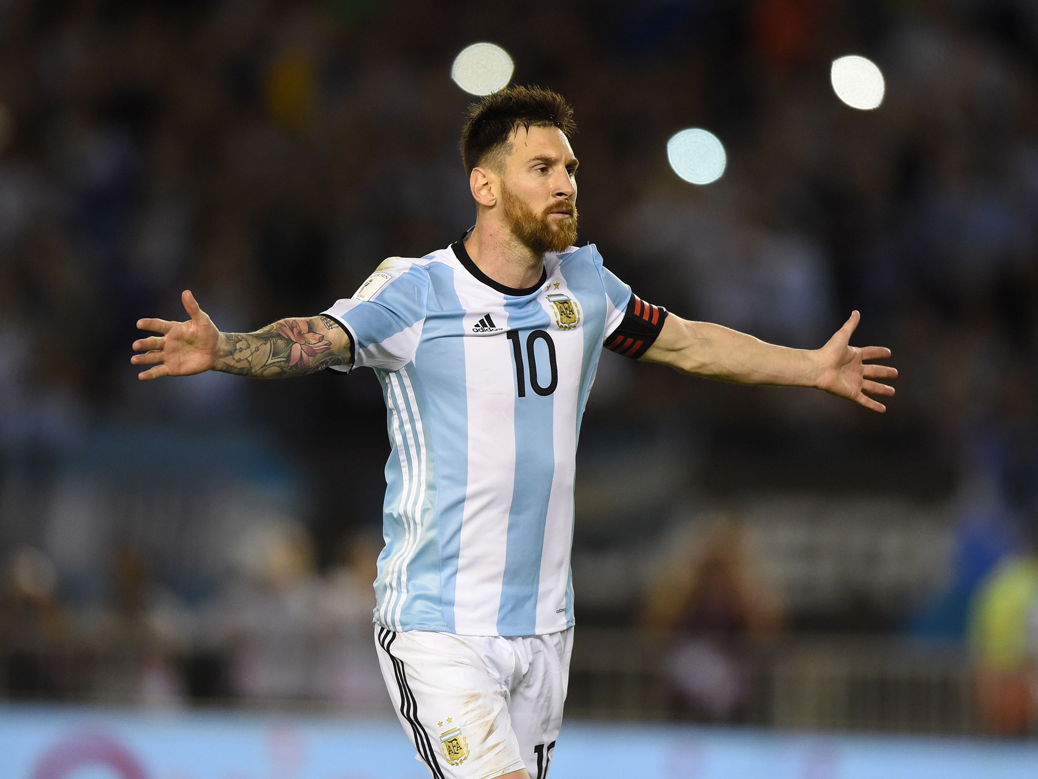 Wallpaper Lionel Messi...