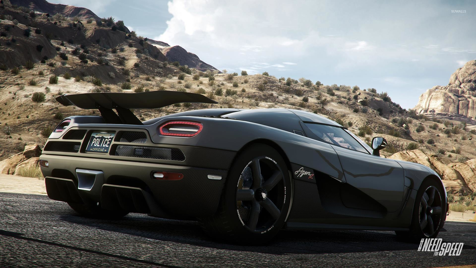 1920x1080 Koenigsegg Agera R - Need for Speed: Rivals wallpaper