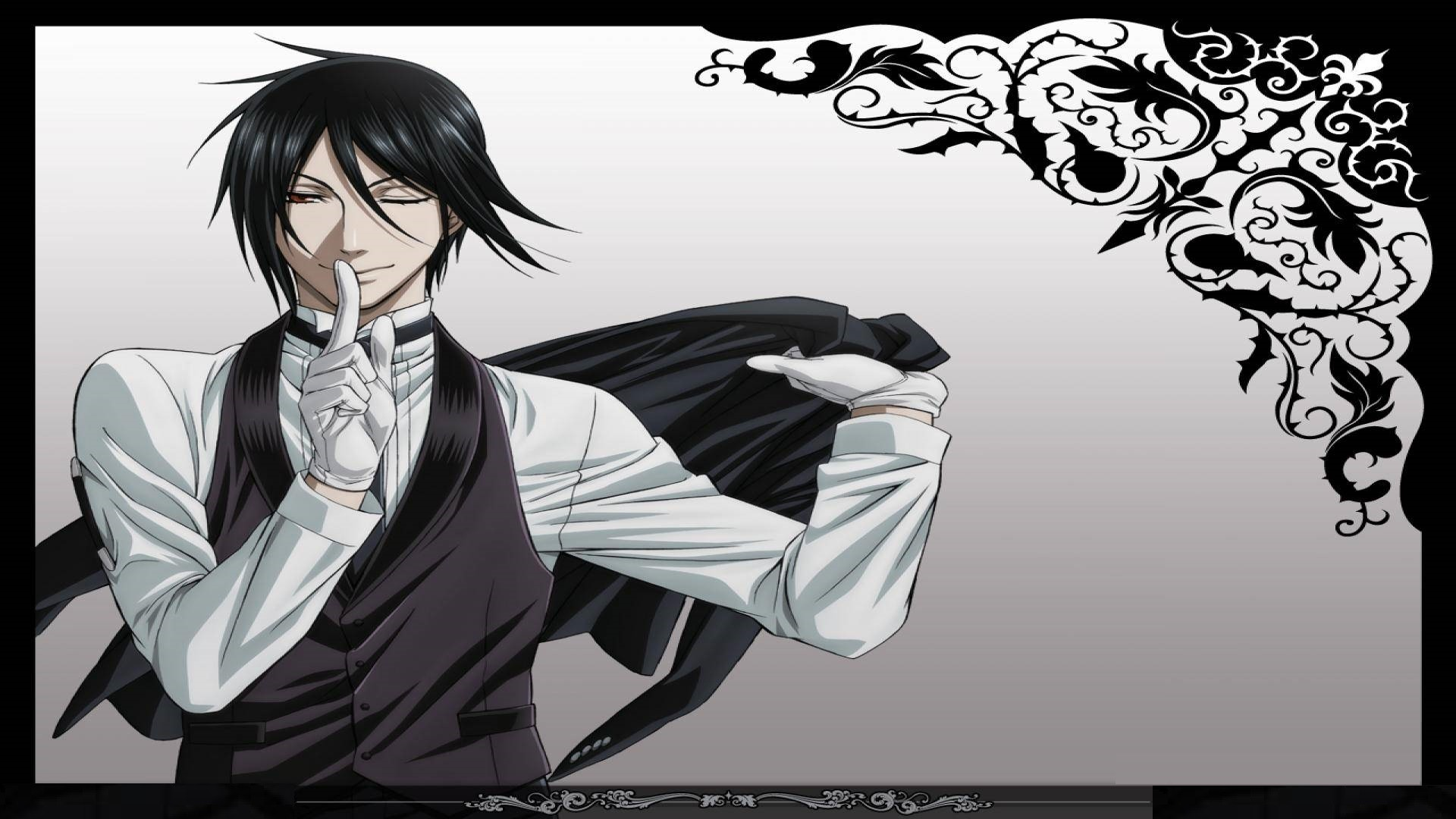 1920x1080 Images download black butler wallpapers HD.