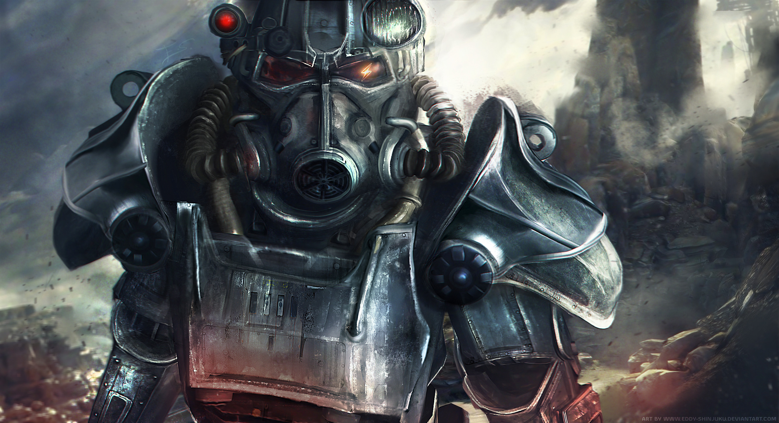 Fallout 4 Power Armor Wallpaper 82 Images