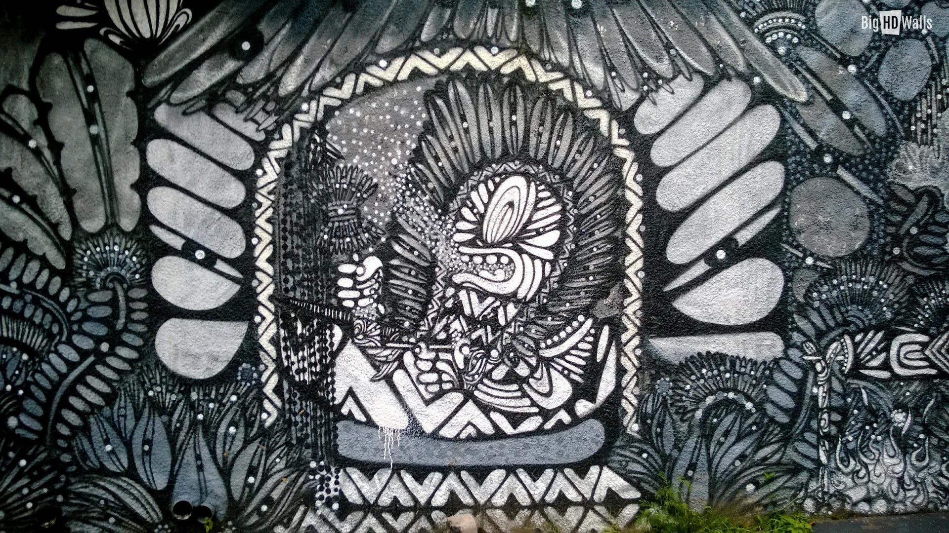 1920x1080 1 pulp fiction street art hd wallpapers backgrounds wallpaper hd wallpapers