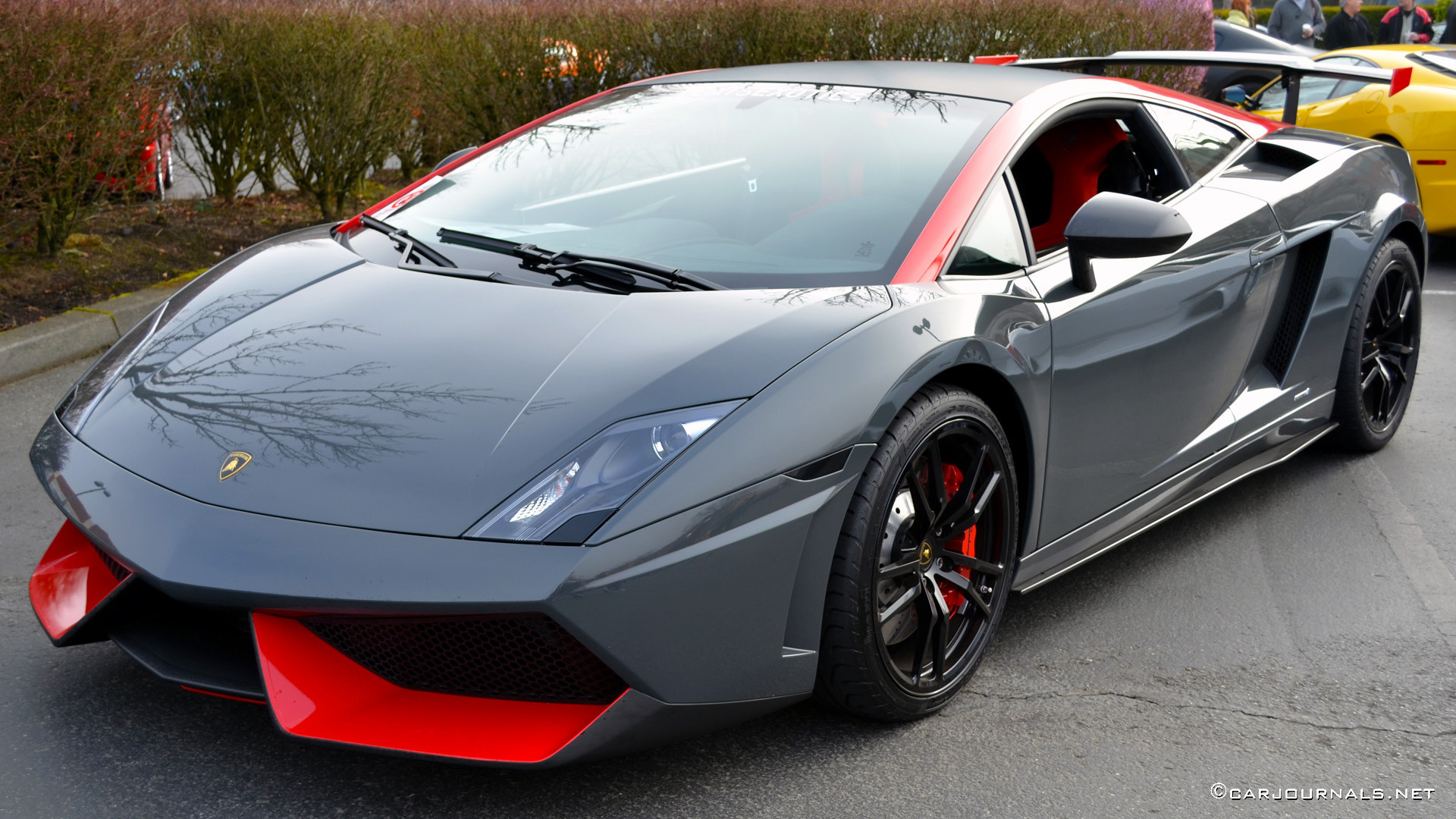 1920x1080 HD Car Wallpapers - Lamborghini Gallardo 560 - Car Journals