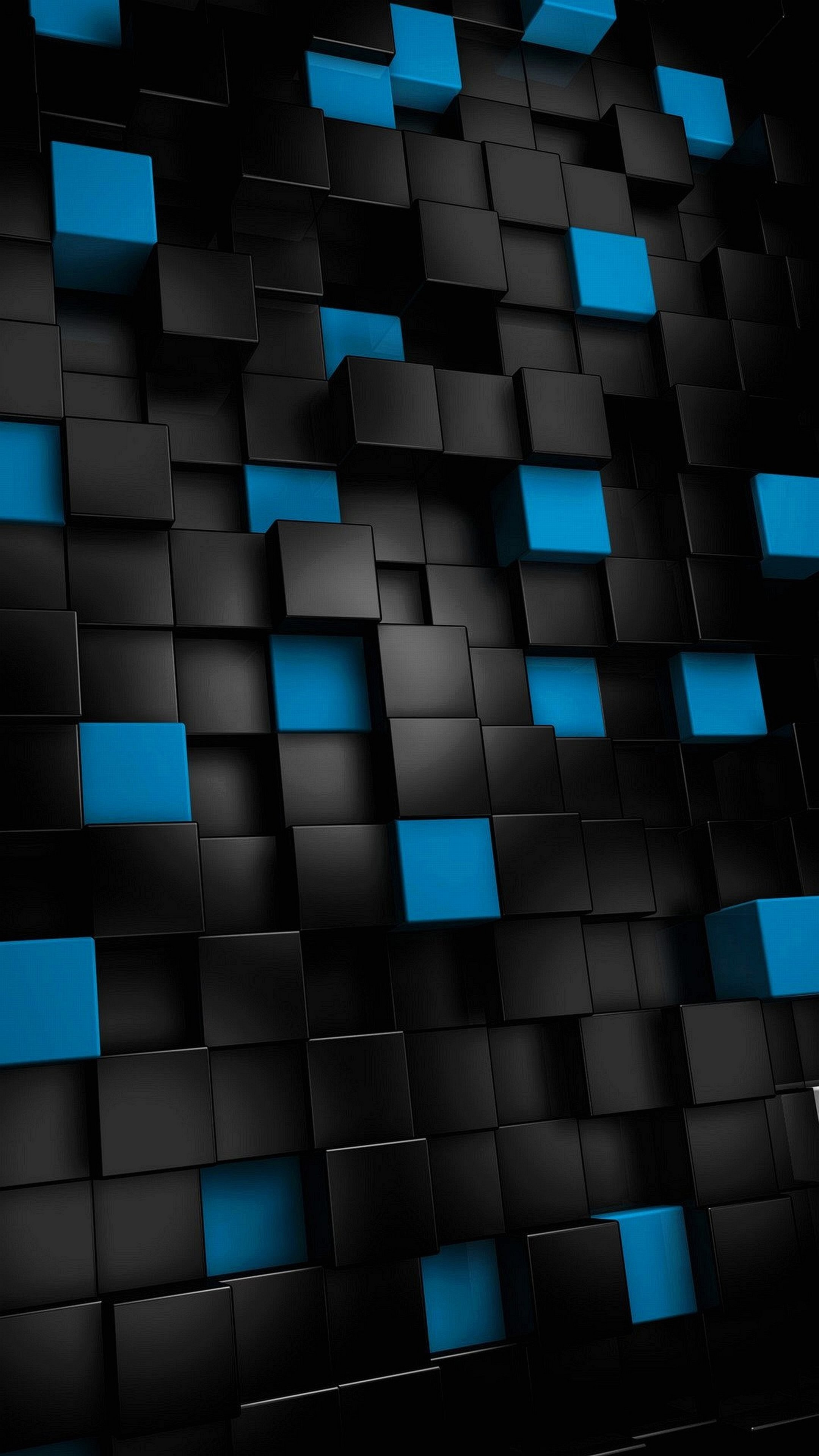 2160x3840 blue and black awesome image for iphone 6