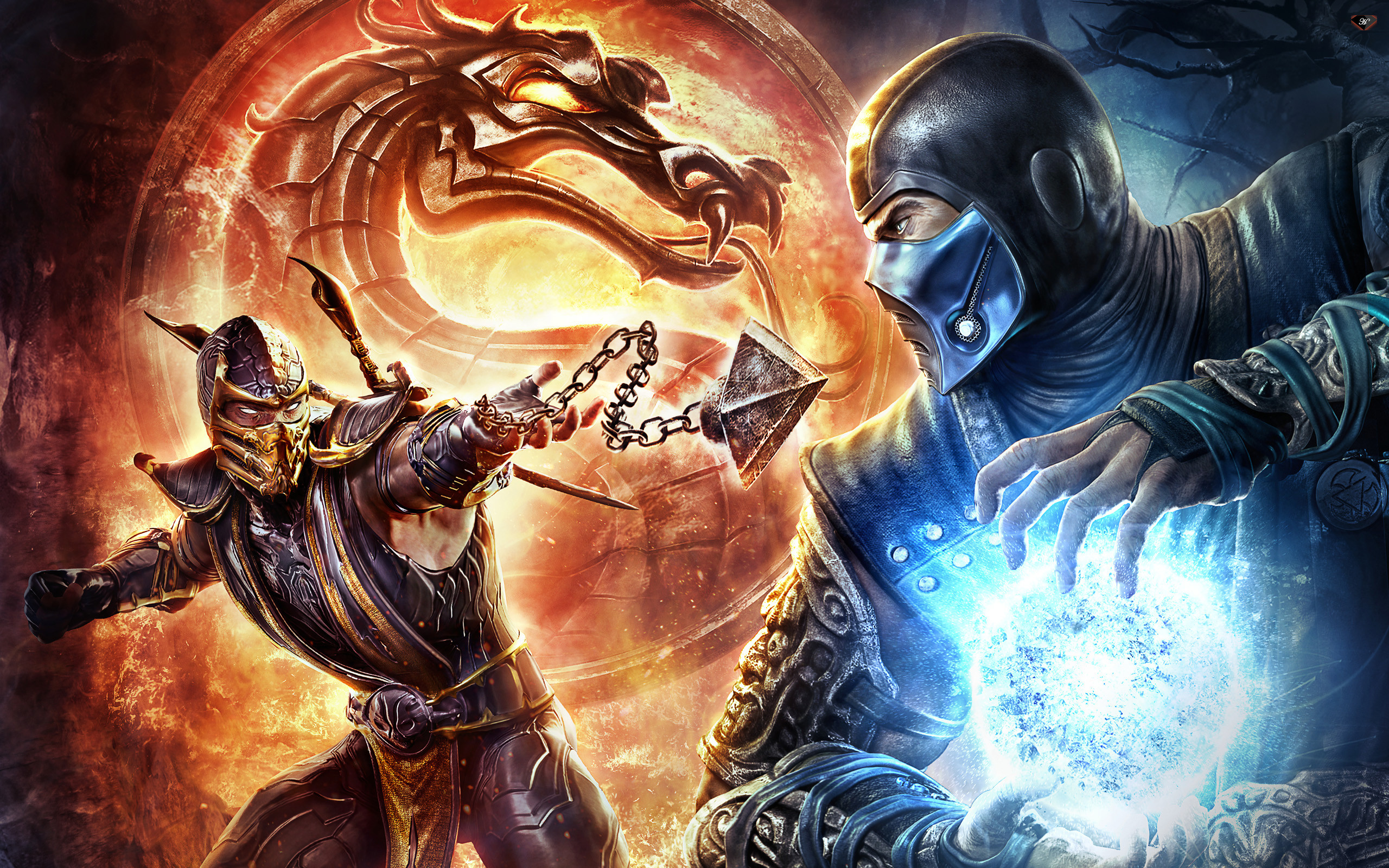 2560x1600 HD Wallpaper | Background Image ID:271571.  Video Game Mortal  Kombat