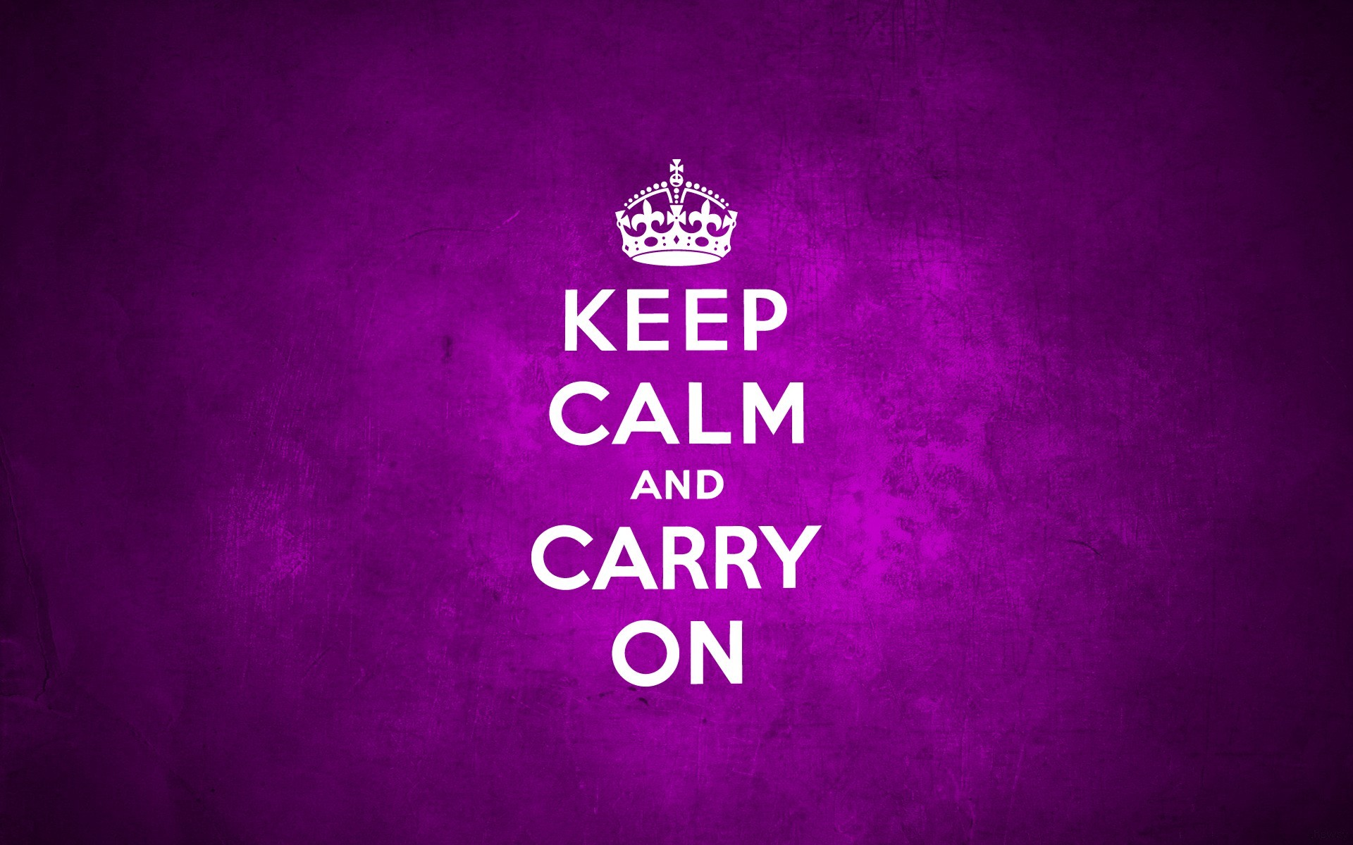 1920x1200 Keep Calm And Carry On Purple wallpapers and stock photos