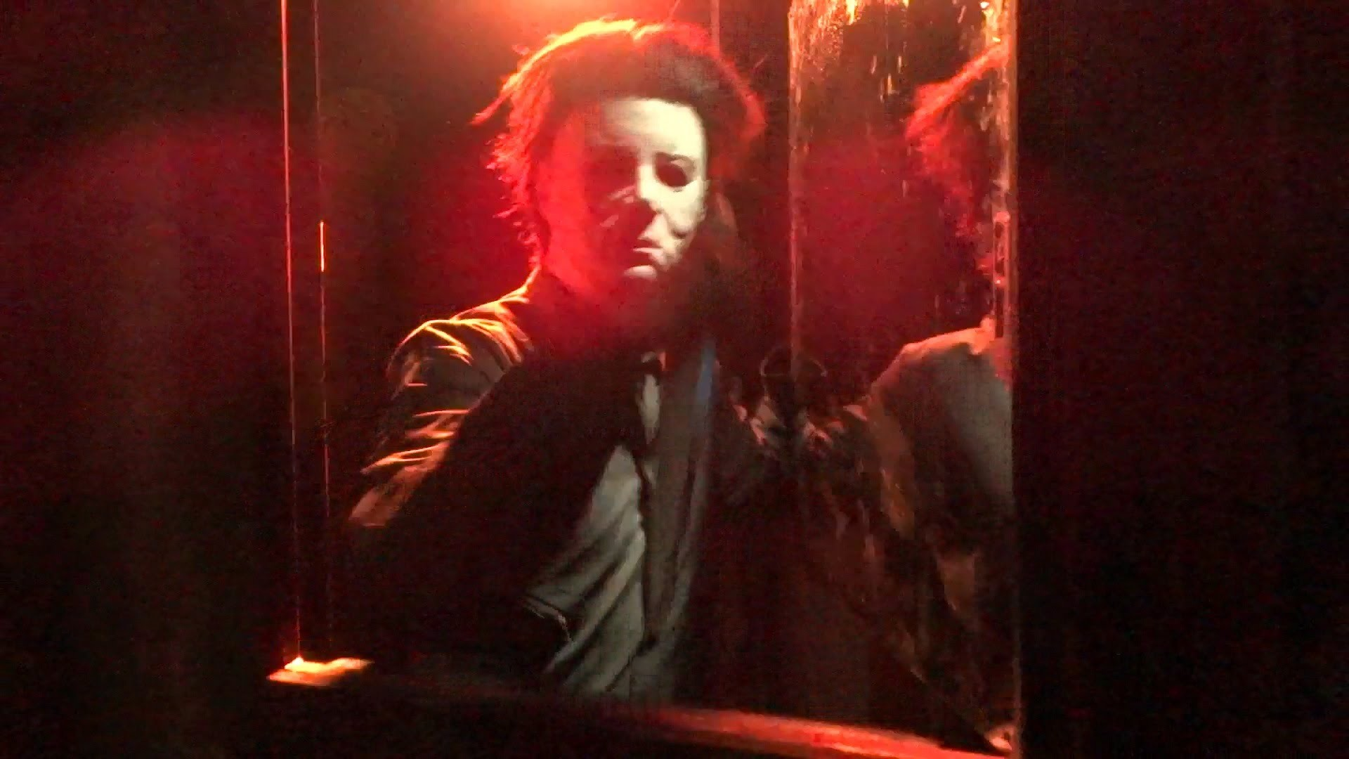 1920x1080 Halloween: Michael Myers maze highlights Halloween Horror Nights 2015  Universal Studios Hollywood - YouTube