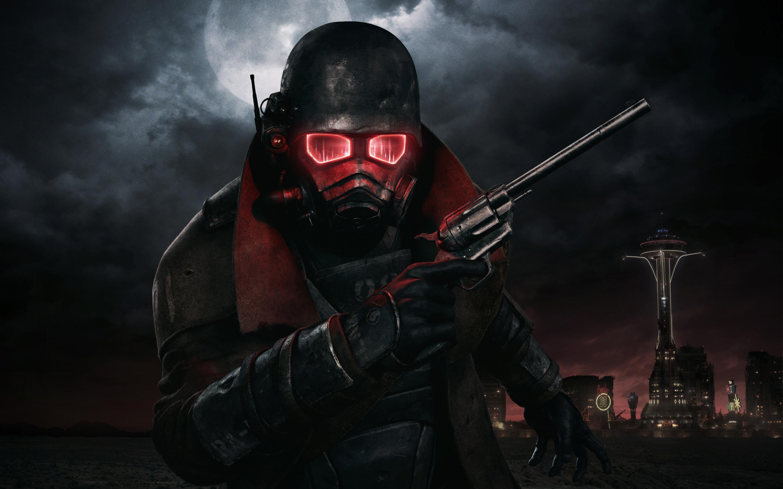 1440x2560 Wallpaper Fallout 3 Enclave Armor