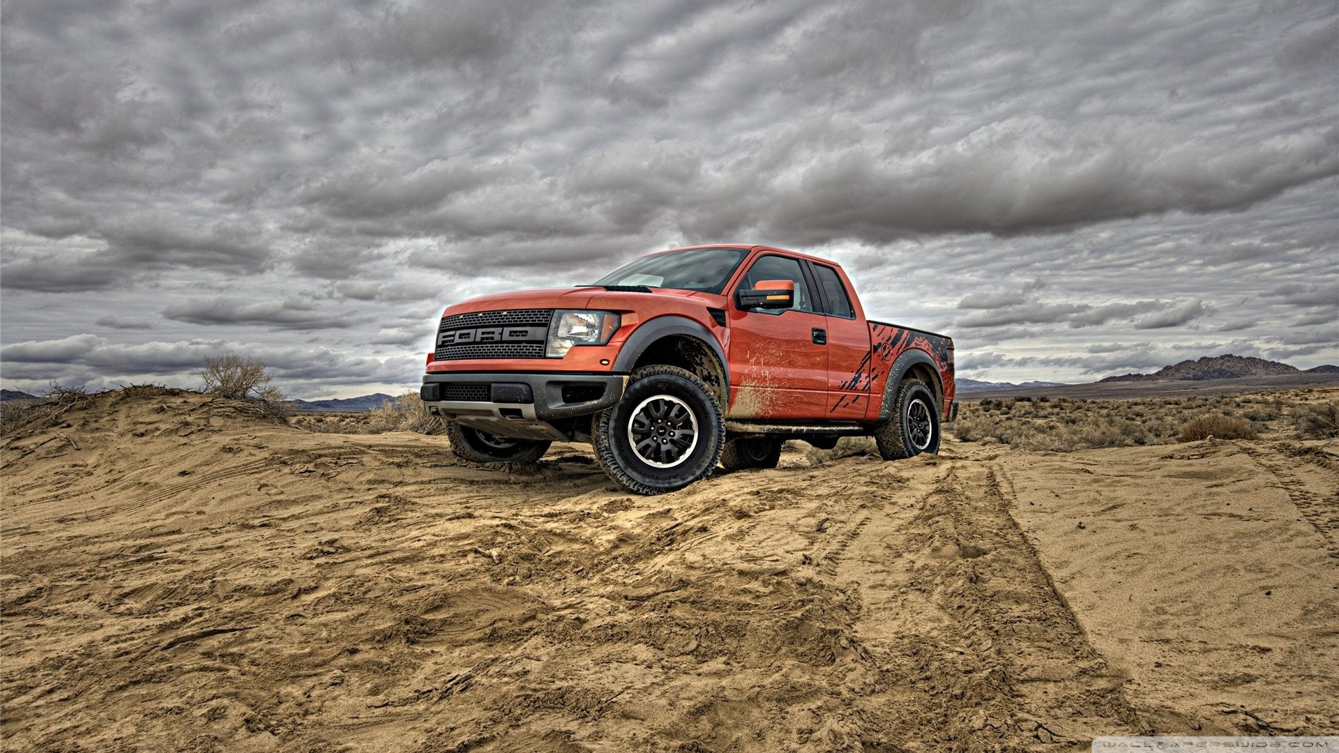1920x1080 Ford F-150 Wallpapers