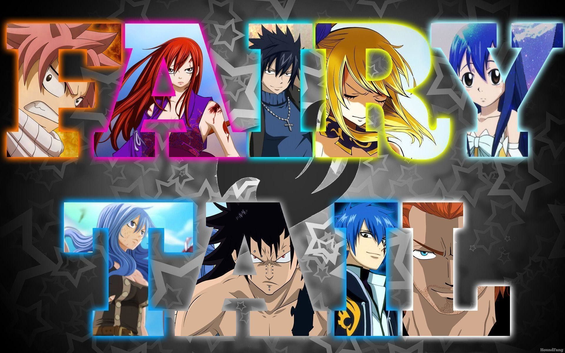 1920x1200 Most Downloaded Fairy Tail Wallpapers - Full HD wallpaper search
