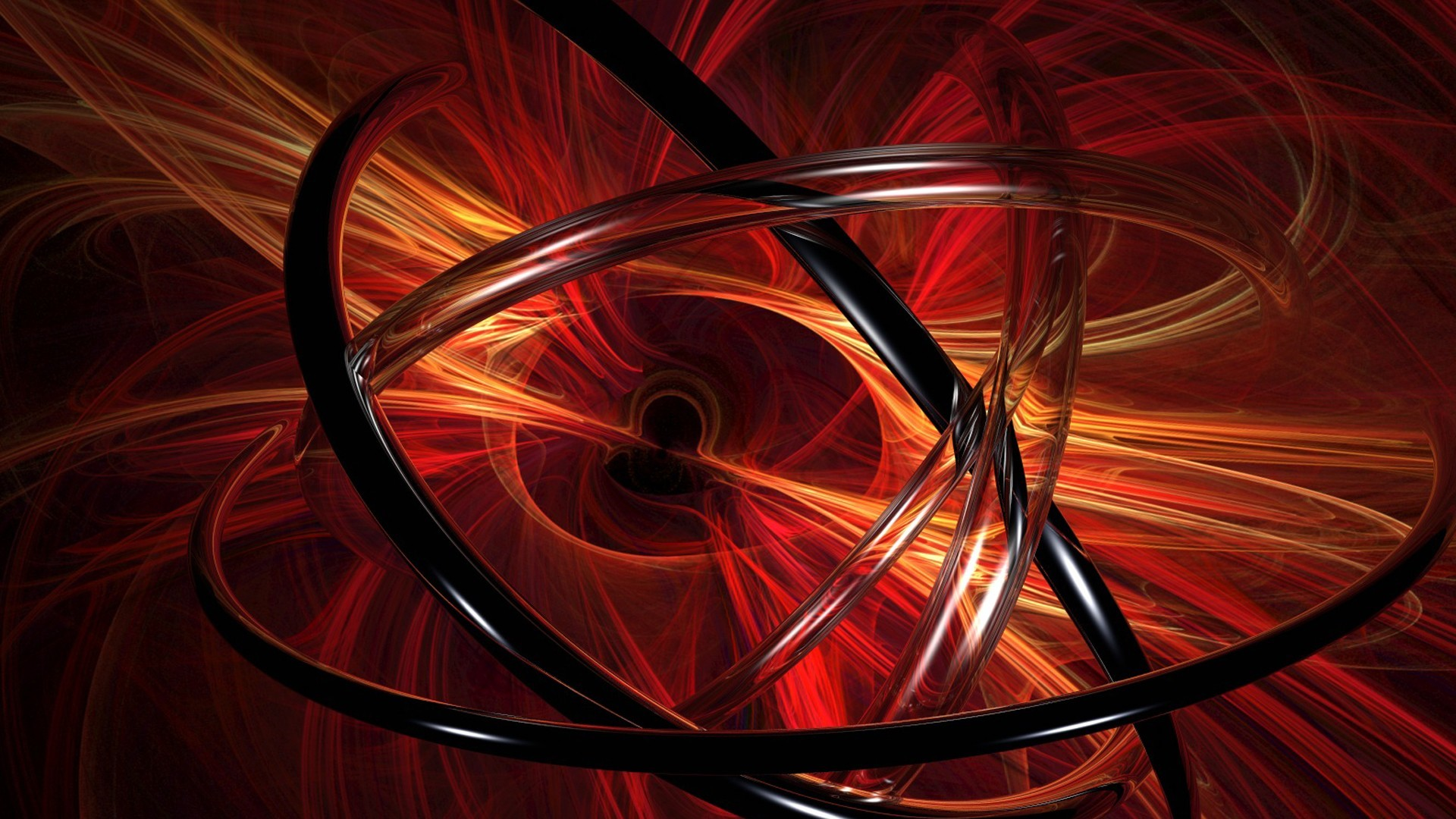 1920x1080 Abstract Red 3d Renders Graphics Vector Art Wallpaper At 3d Wallpapers