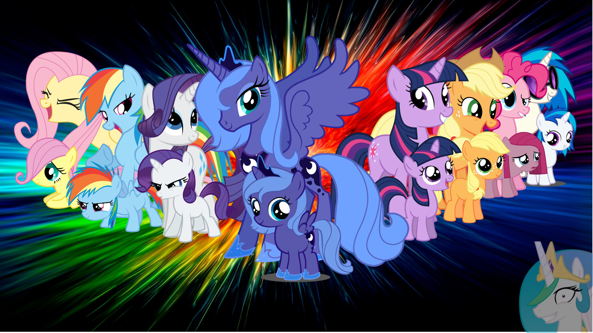 1920x1080 My Little Pony Friendship is Magic My Little Pony Hd Wallpaper
