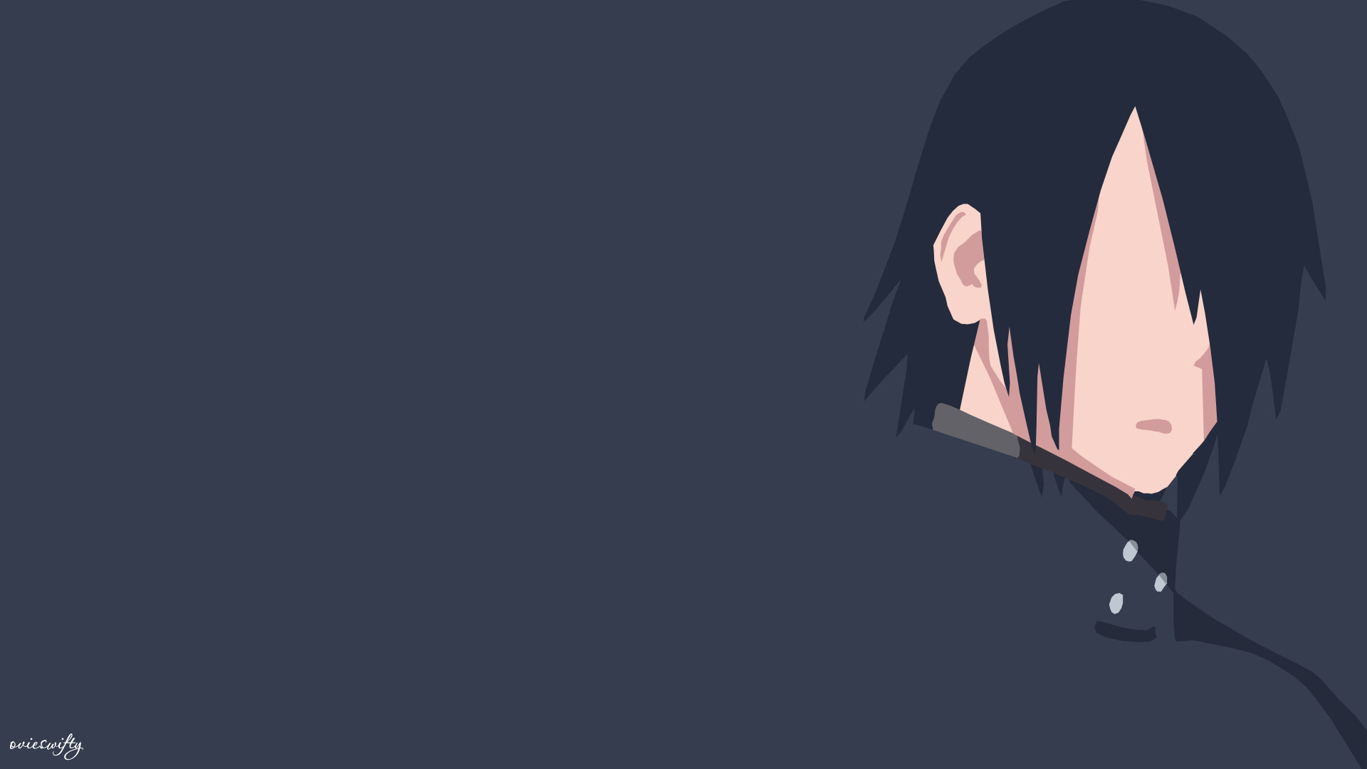 1920x1080 by ovieswifty Uchiha Sasuke (Boruto The Movie ver.) by ovieswifty