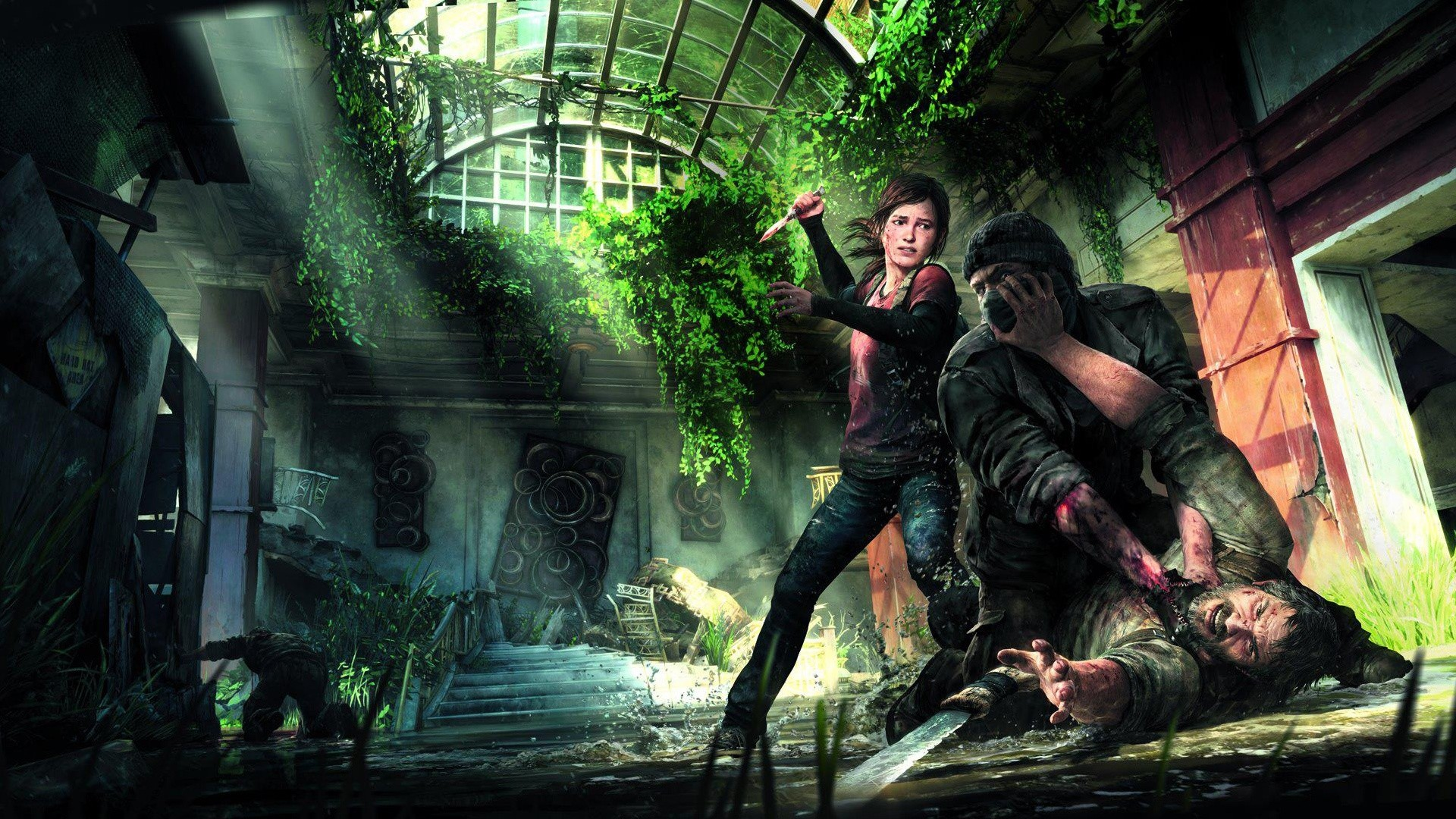 1920x1080 the last of us ps3 game wallpaper