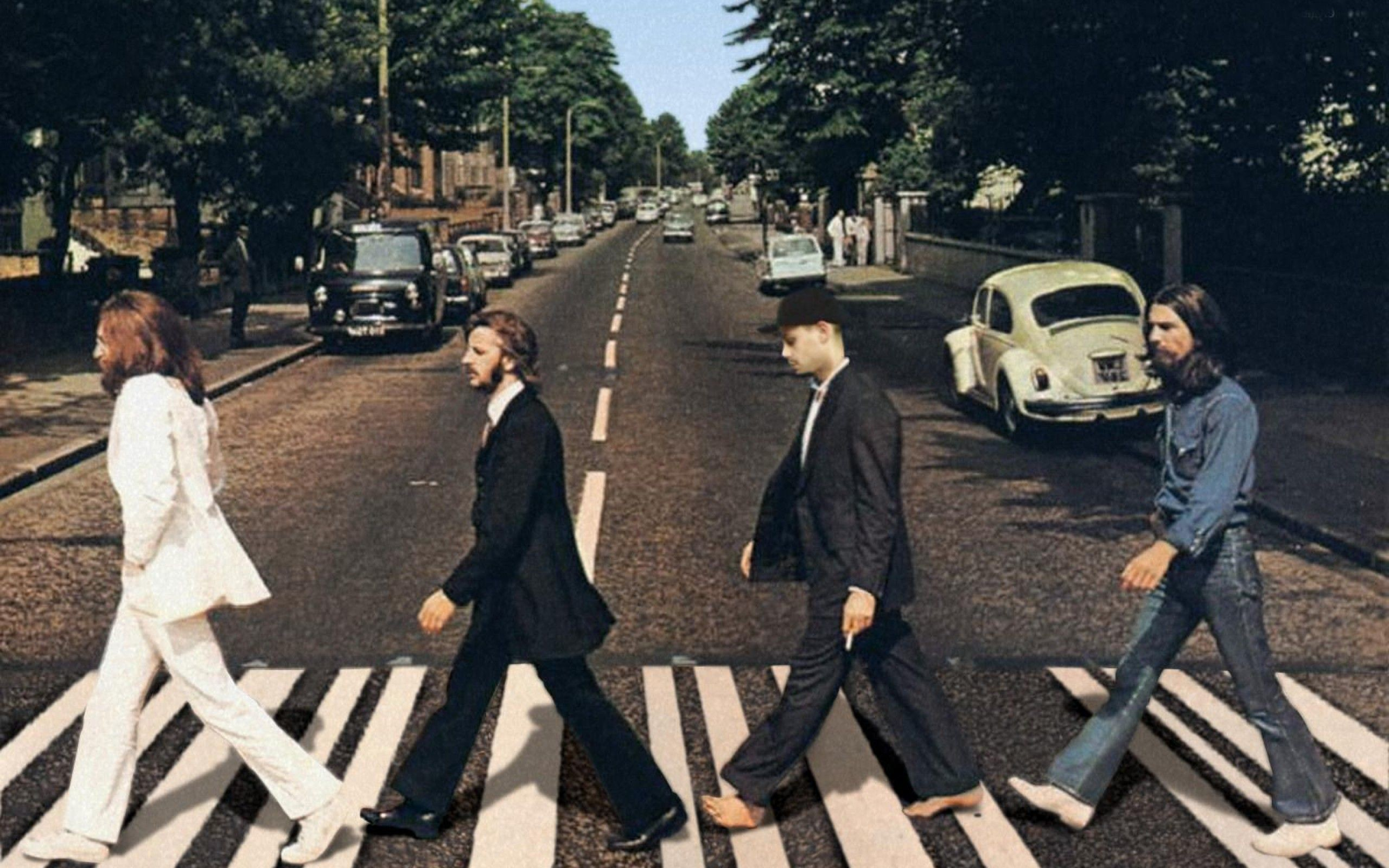 Abbey Road Wallpaper (60+ images)