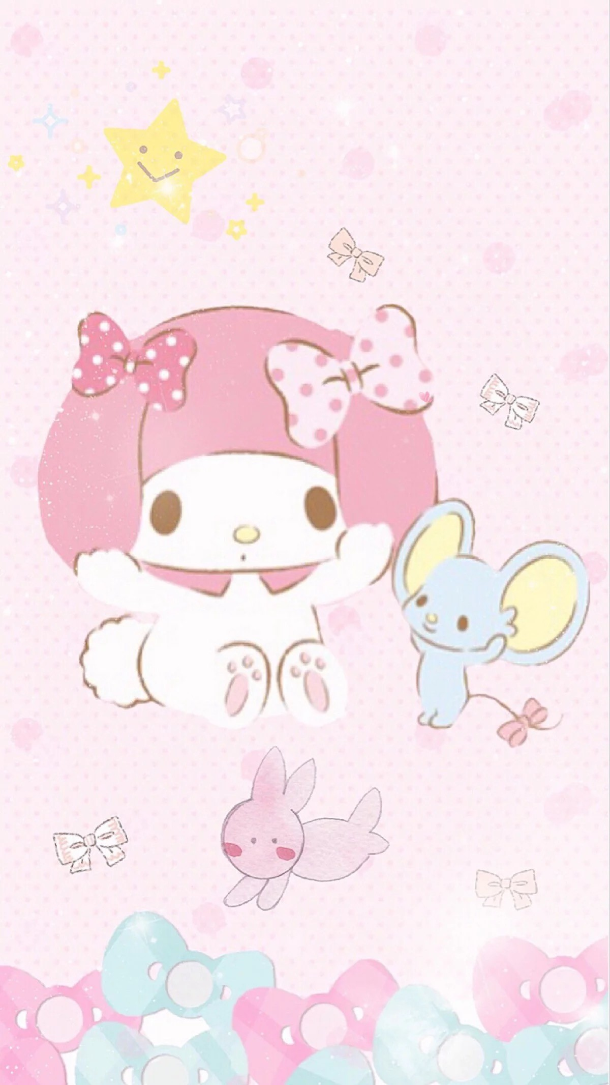 My Melody Wallpaper for iPhone (76+ images)