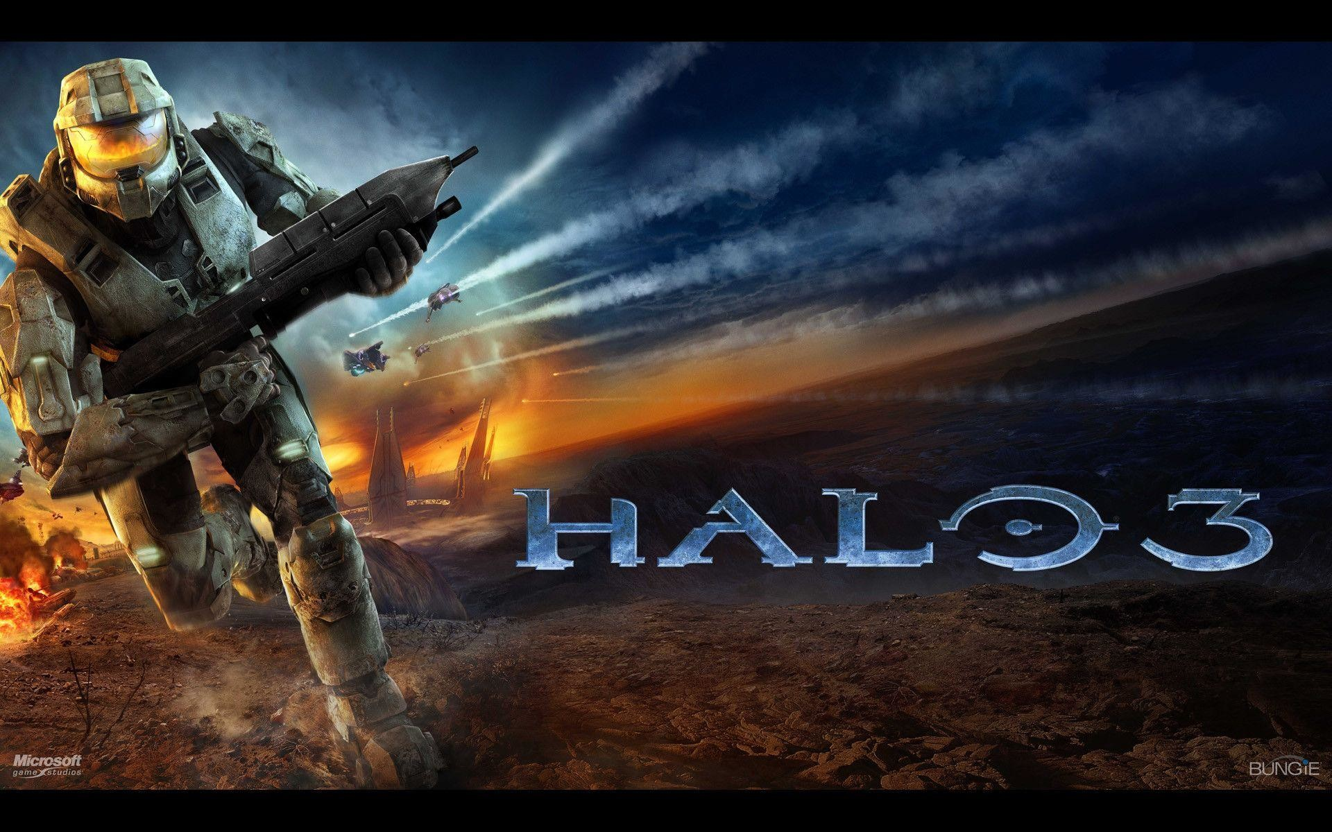 1920x1200 Halo 3 HD Wallpapers