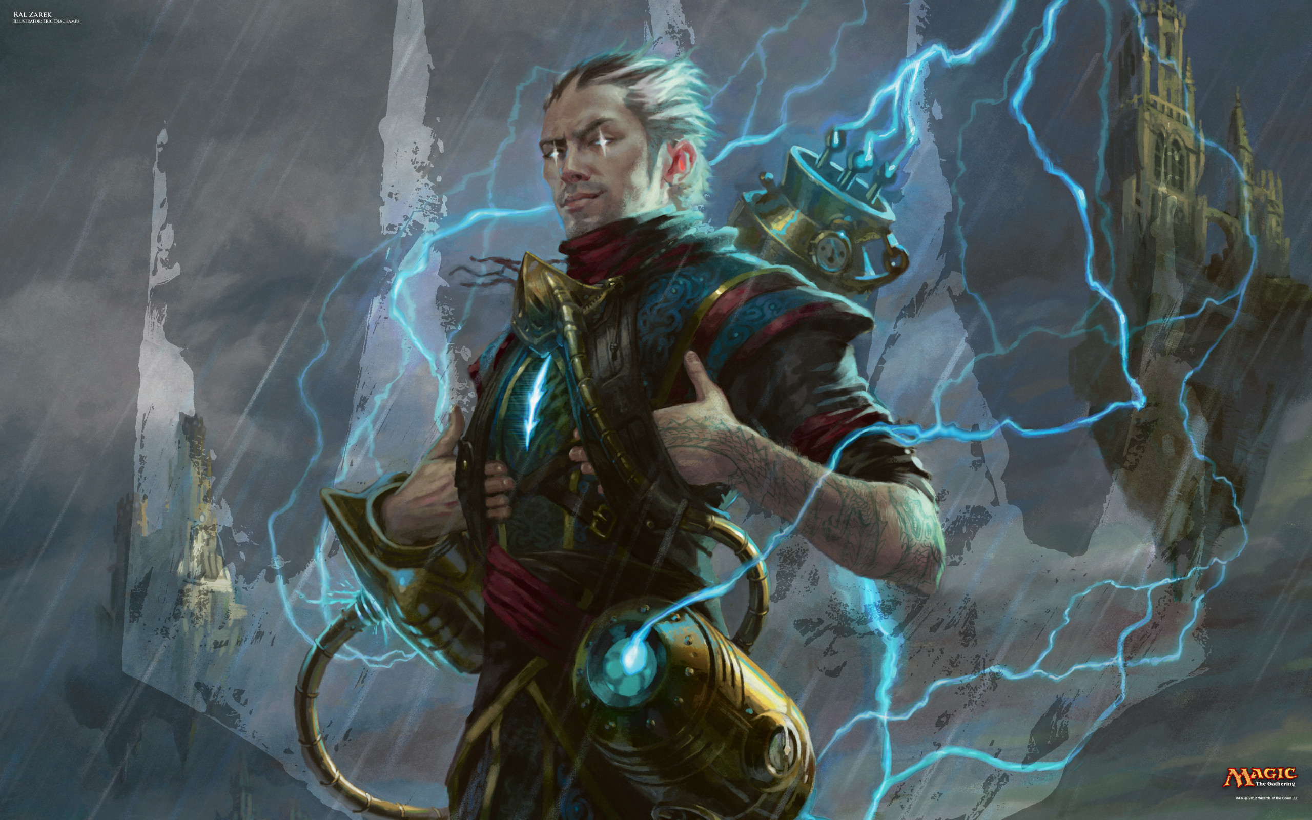 2560x1600 Magic The Gathering Wallpaper Planeswalker wallpaper of the week: ral .