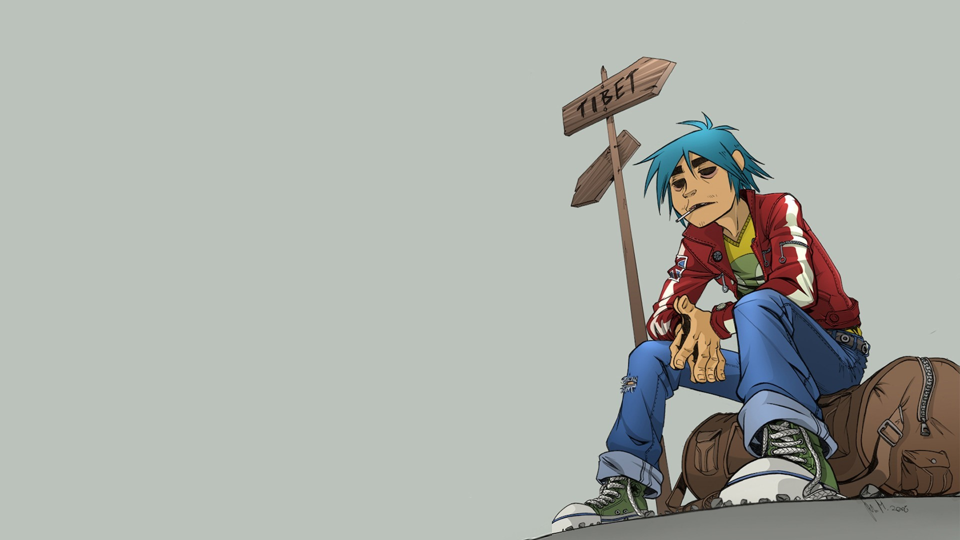 Gorillaz Wallpapers 68 Images