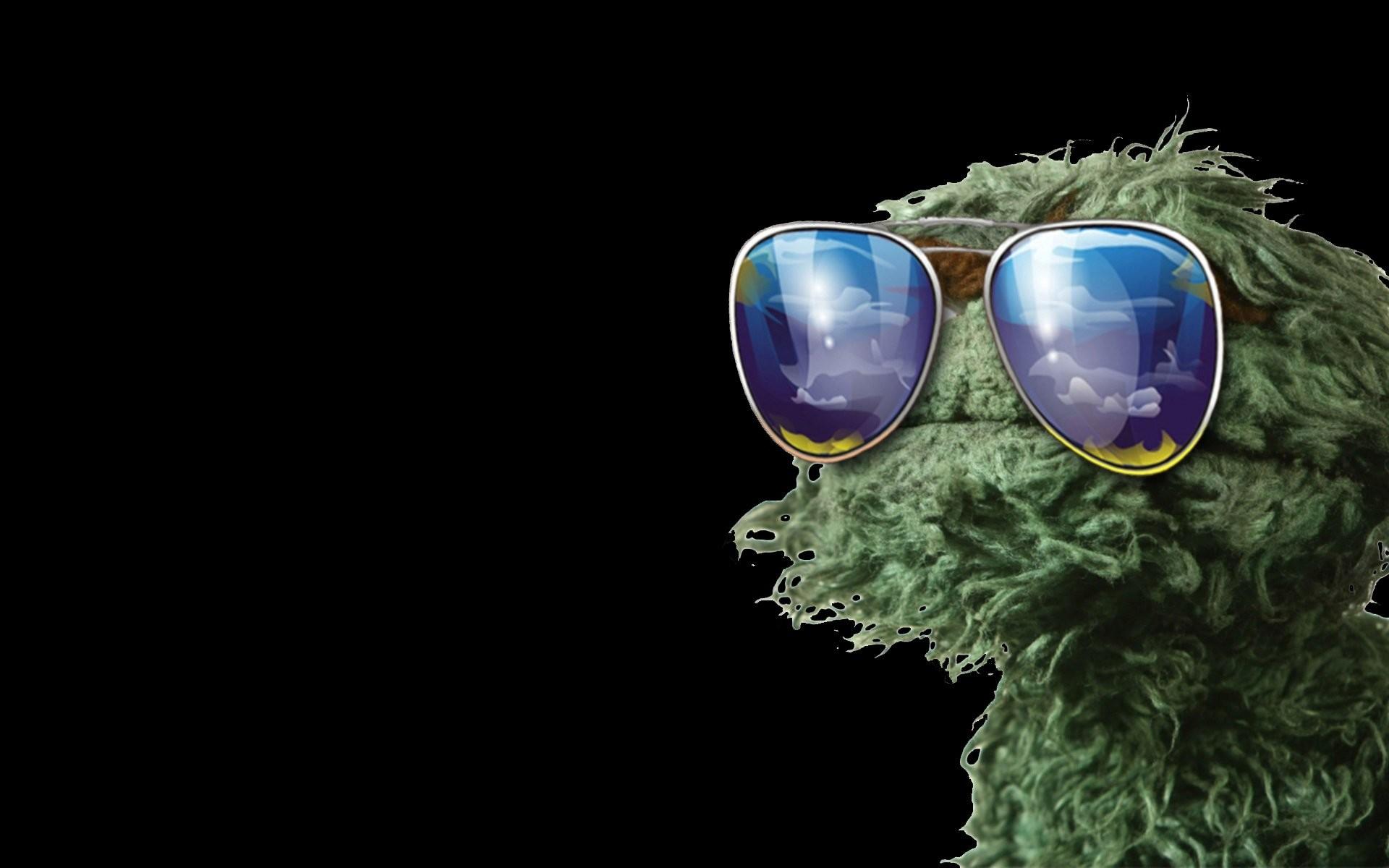 Oscar the Grouch Wallp...